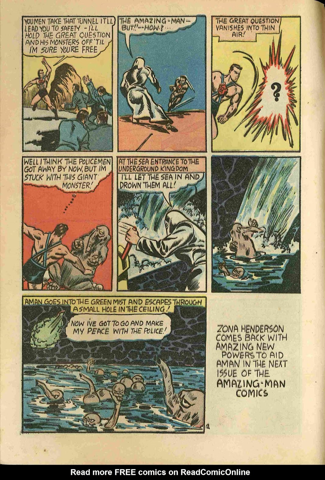 Stars and Stripes Comics issue 2 - Page 14