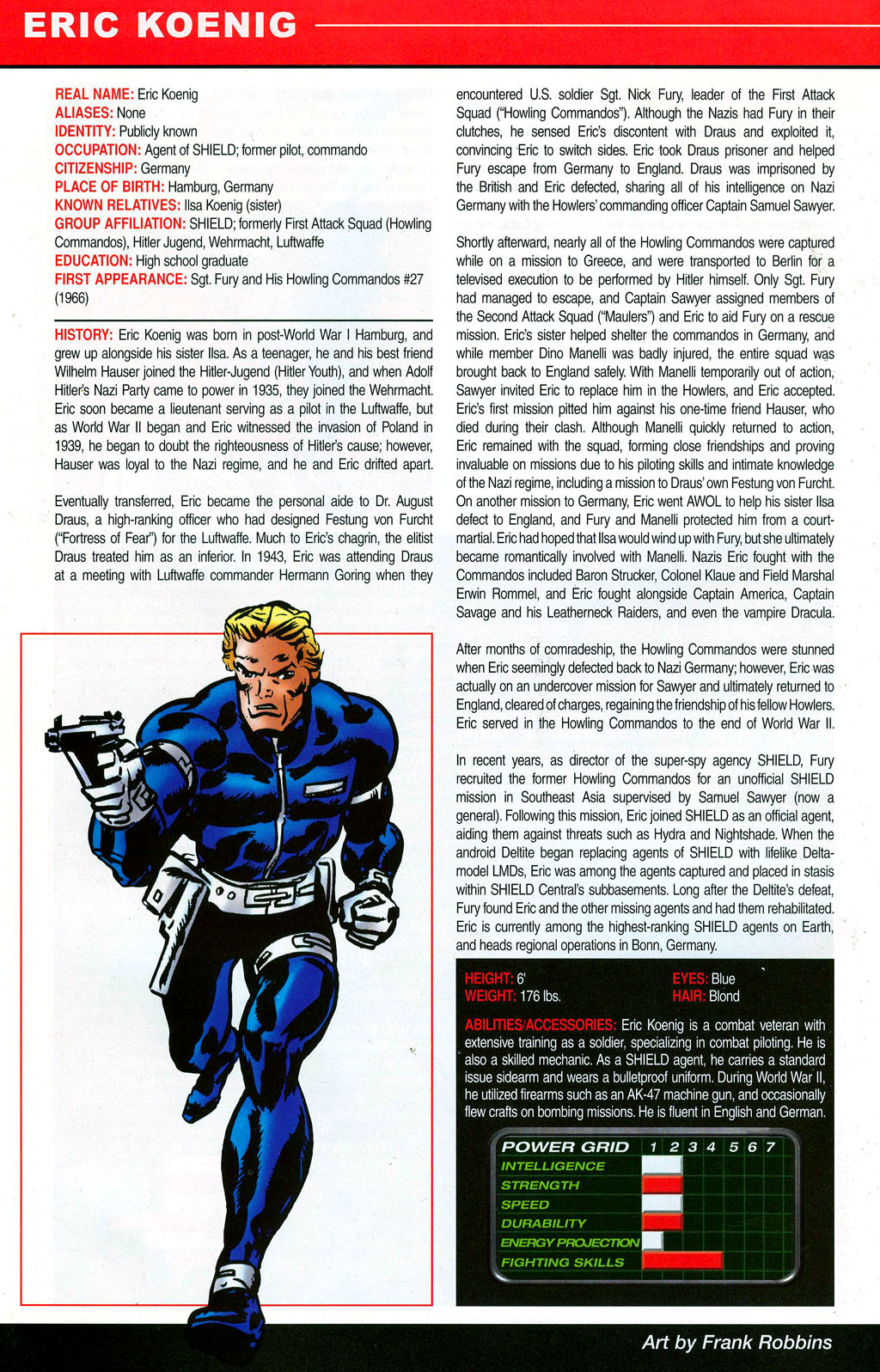 Read online All-New Official Handbook of the Marvel Universe A to Z: Update comic -  Issue #3 - 36