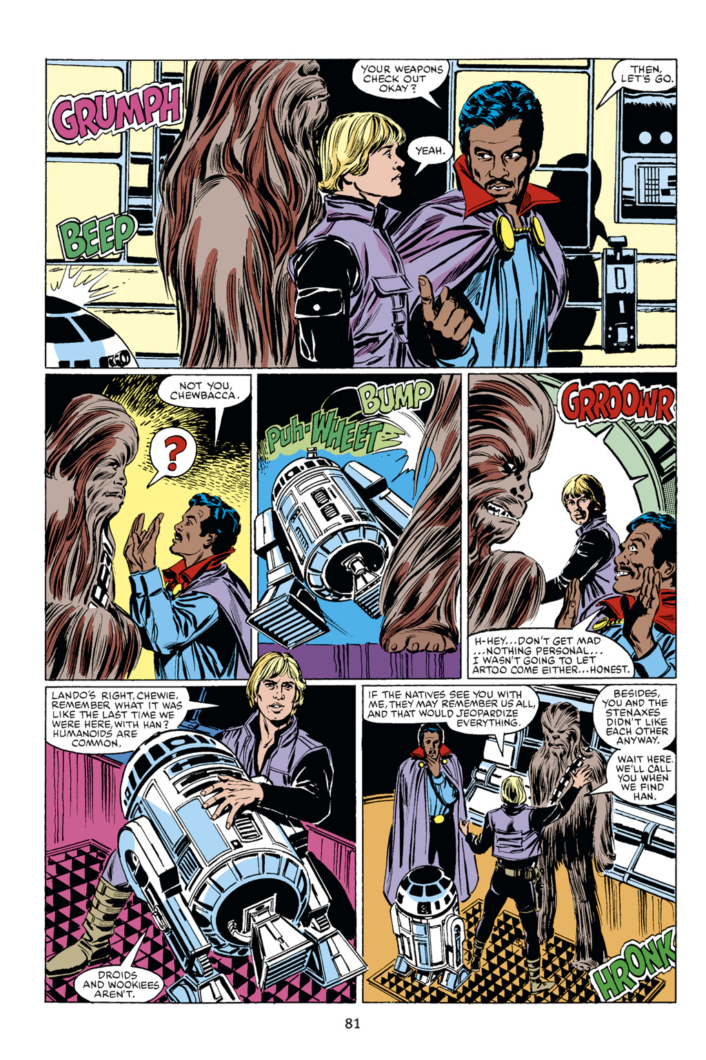 Read online Star Wars Omnibus comic -  Issue # Vol. 18 - 73