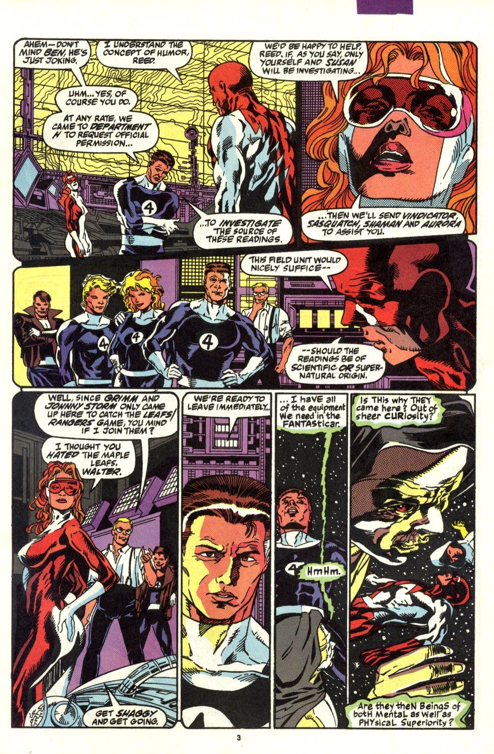 Read online Alpha Flight (1983) comic -  Issue #93 - 4