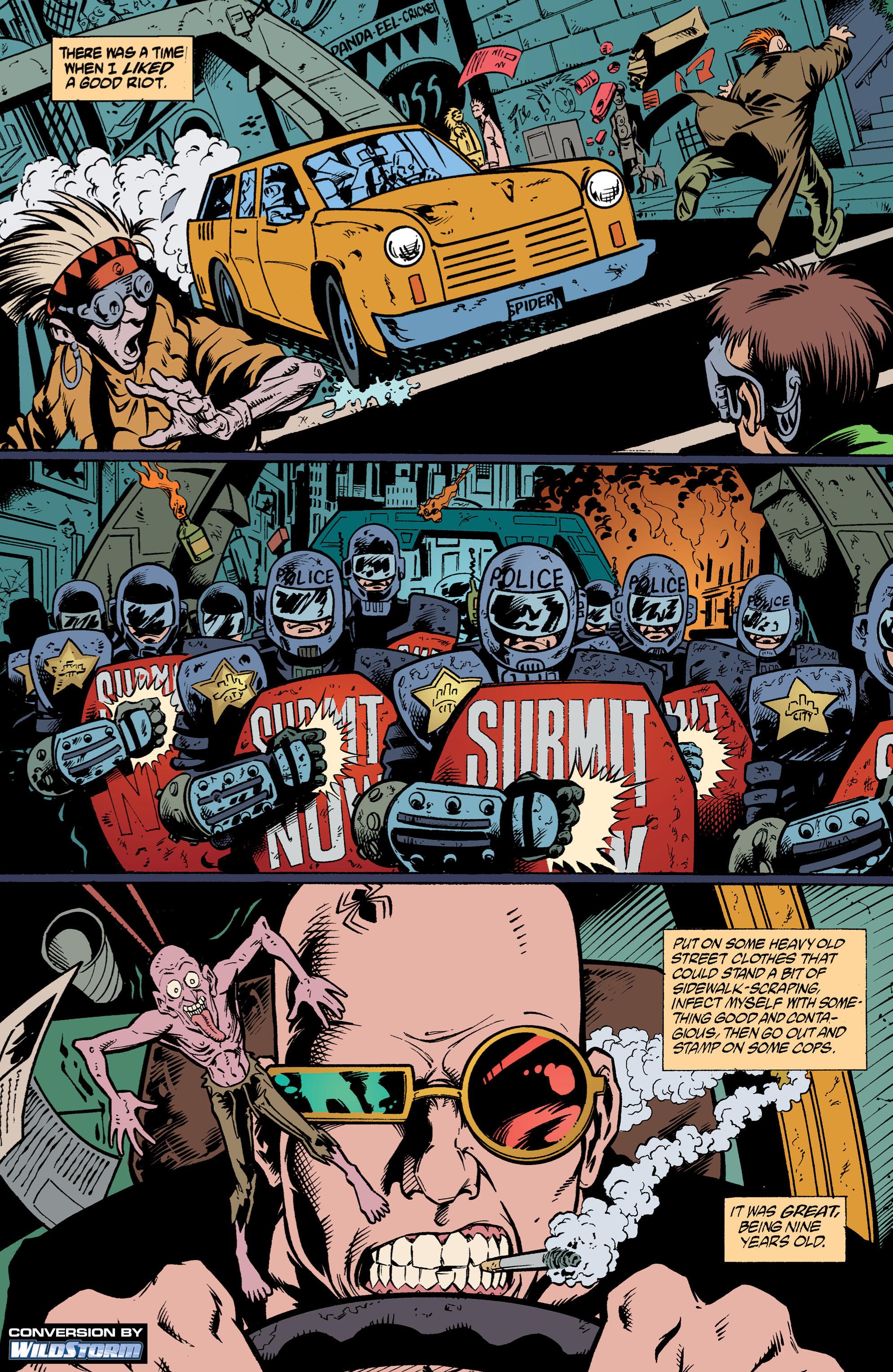 Read online Transmetropolitan comic -  Issue #3 - 2