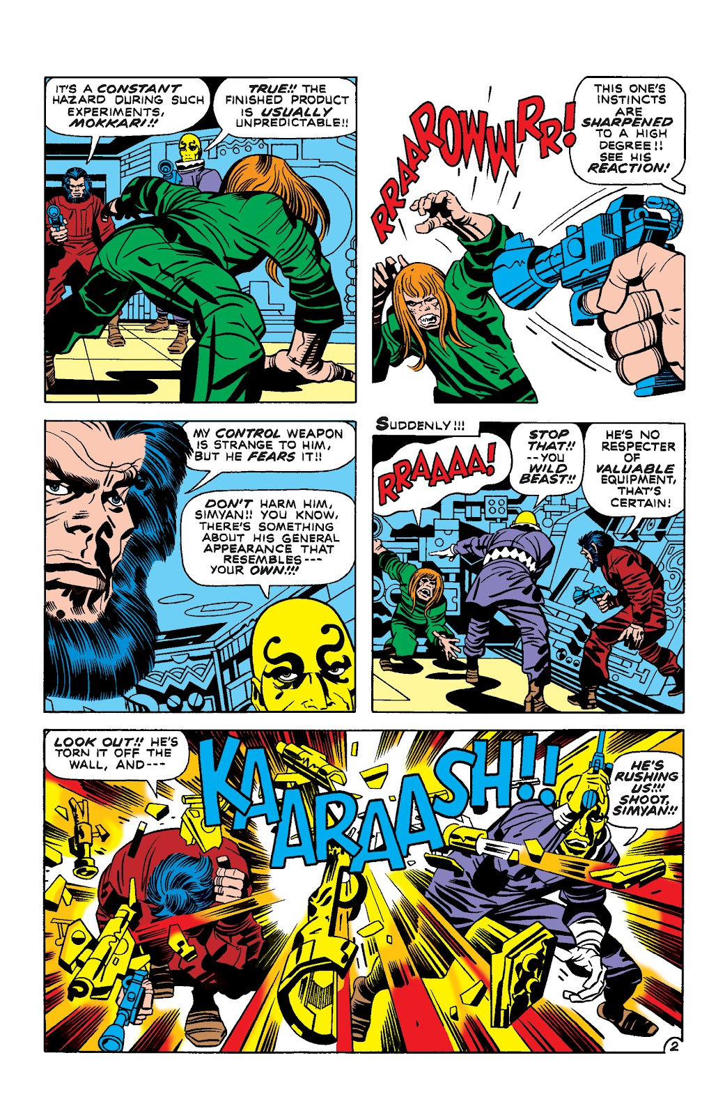 Read online Superman's Pal, Jimmy Olsen by Jack Kirby comic -  Issue # TPB (Part 3) - 89