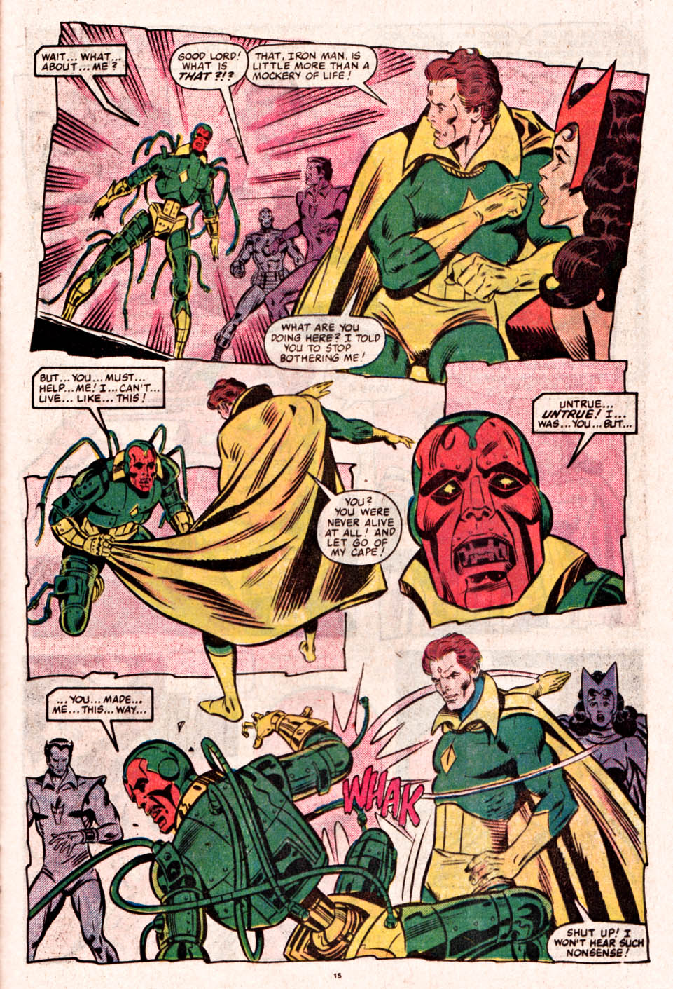 The Avengers (1963) 251 Page 15