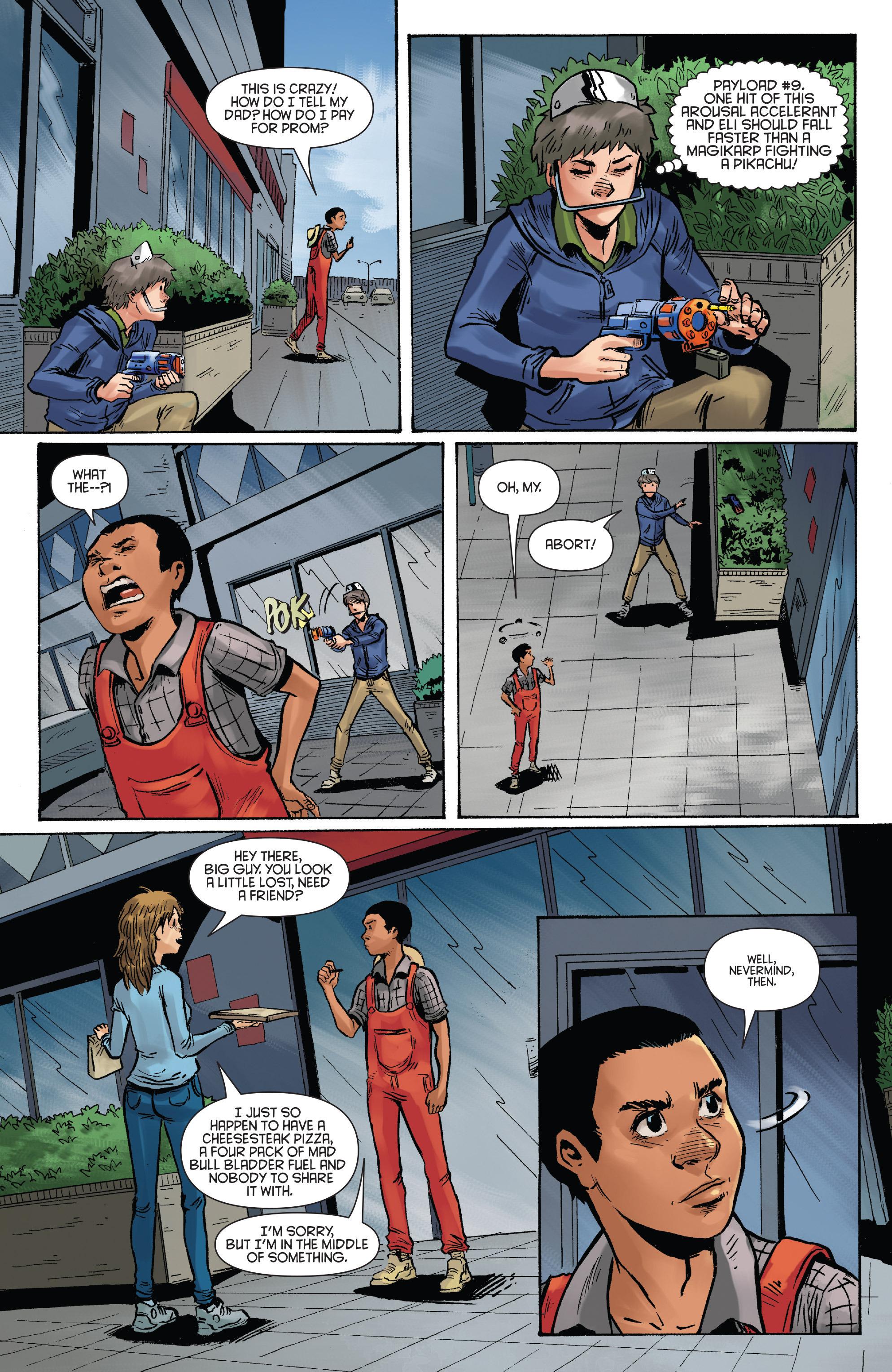 Read online Smosh comic -  Issue #2 - 11