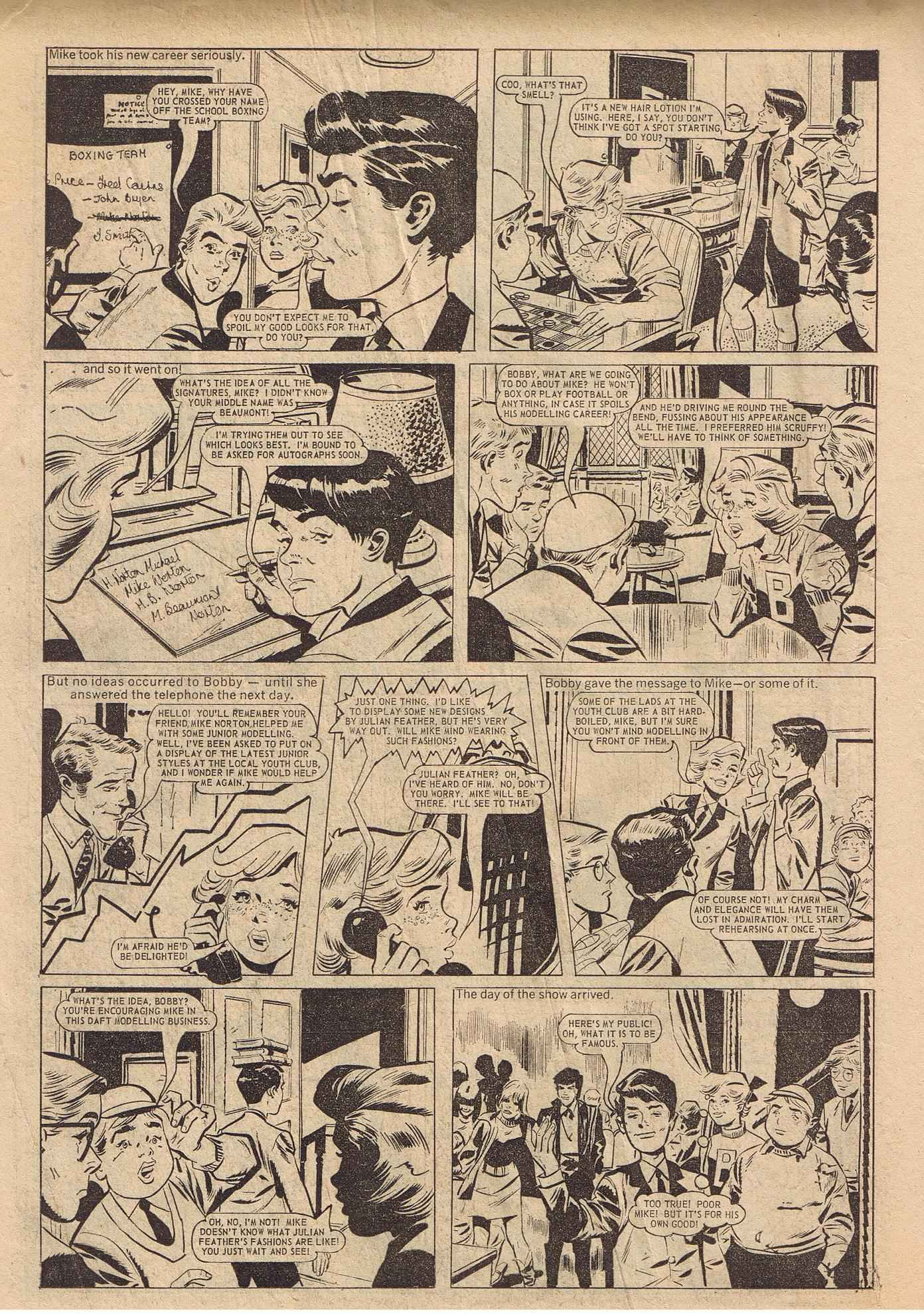Read online Judy comic -  Issue #383 - 30