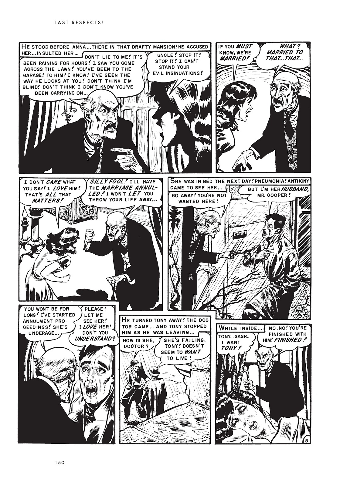 Read online Doctor of Horror and Other Stories comic -  Issue # TPB (Part 2) - 66