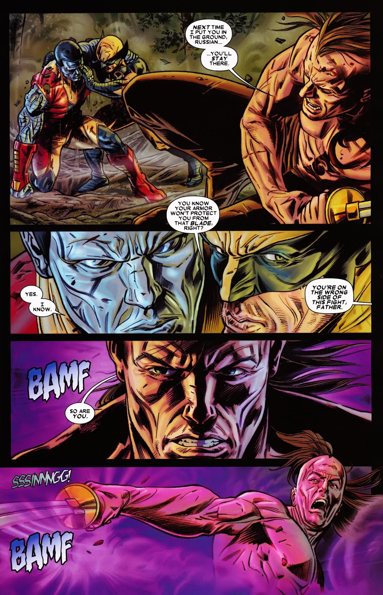 Read online Wolverine: Origins comic -  Issue #35 - 7