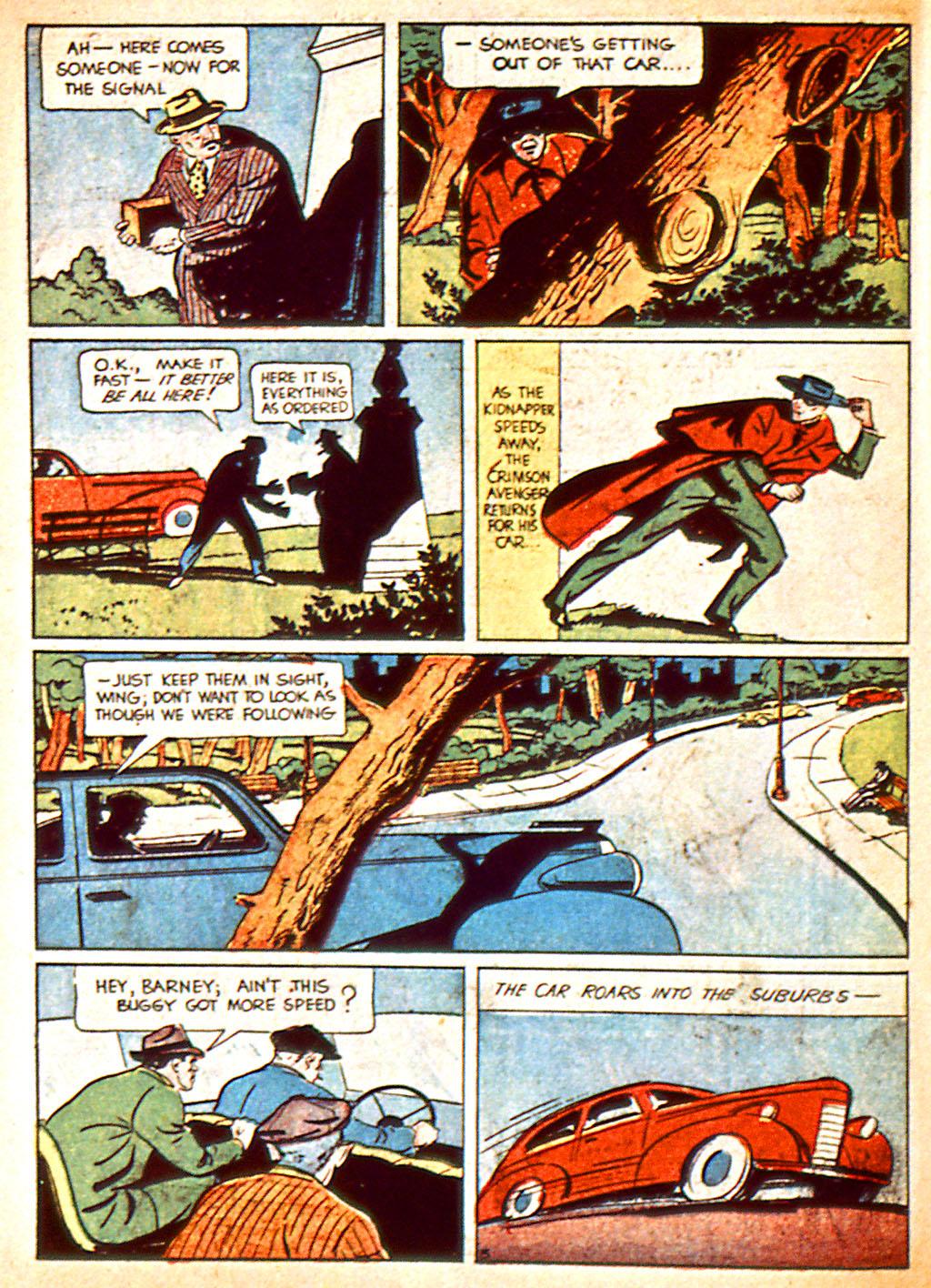 Read online Detective Comics (1937) comic -  Issue #37 - 31