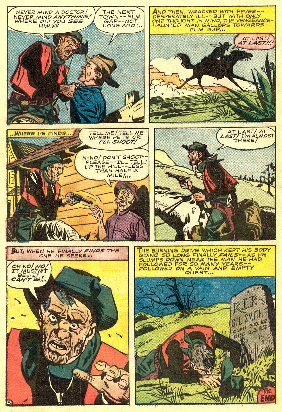 Kid Colt Outlaw issue 116 - Page 32