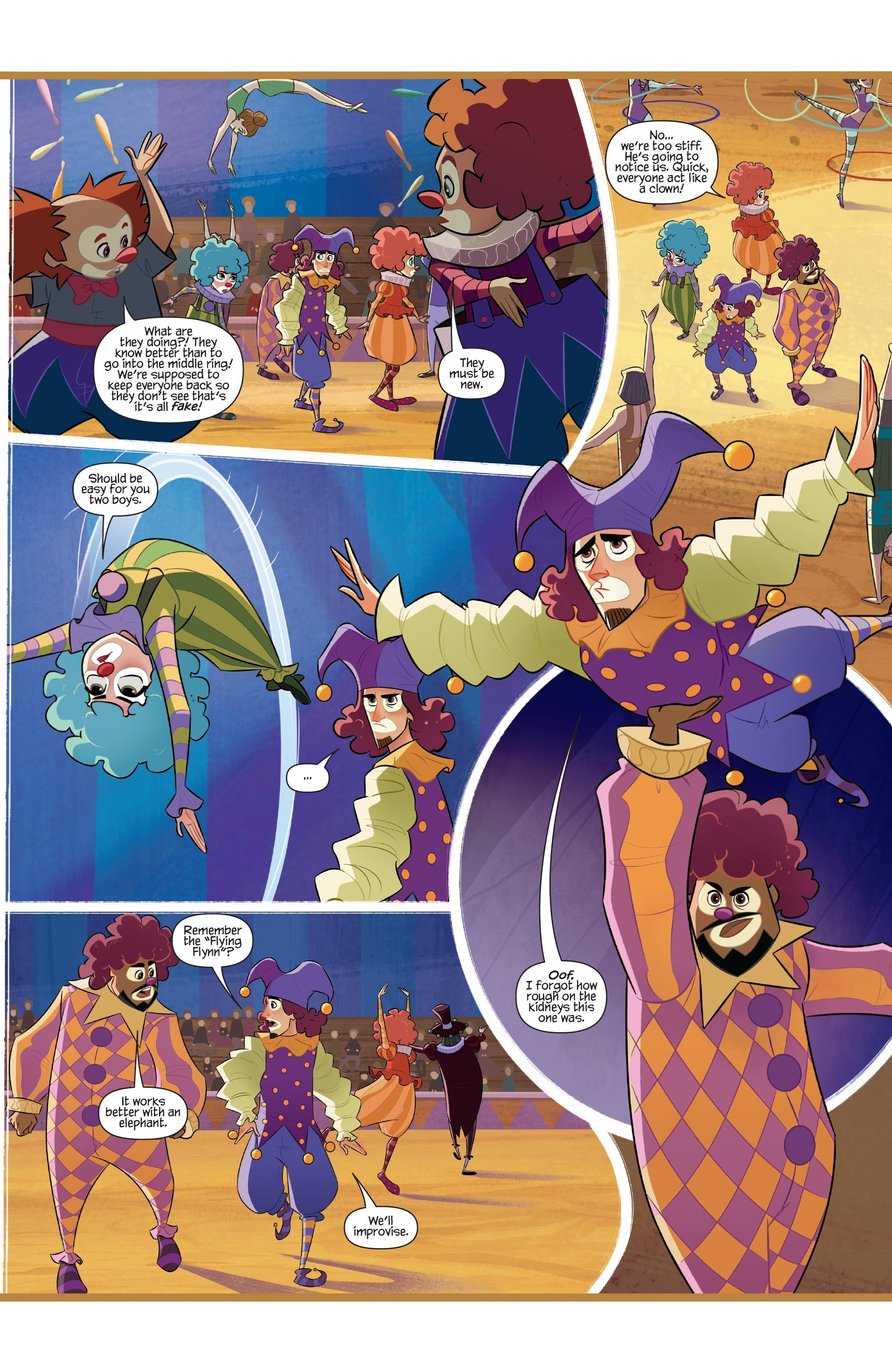 Tangled: The Series: Hair and Now 2 Page 13
