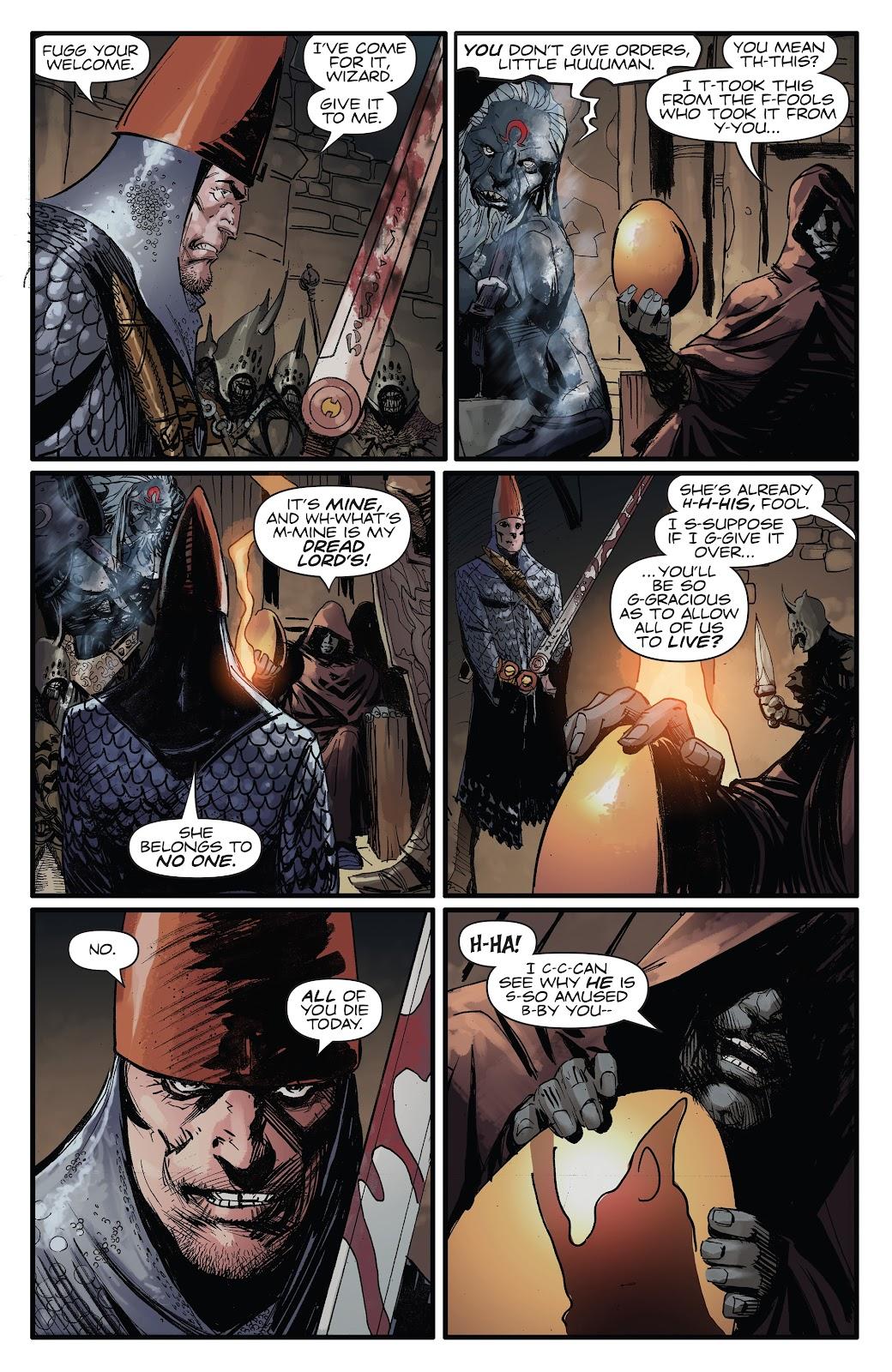 Read online Giantkillers One-Shot comic -  Issue # Full - 10