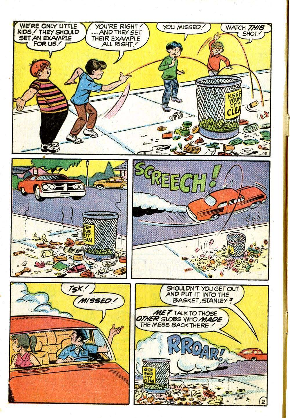 Read online Archie (1960) comic -  Issue #210 - 4