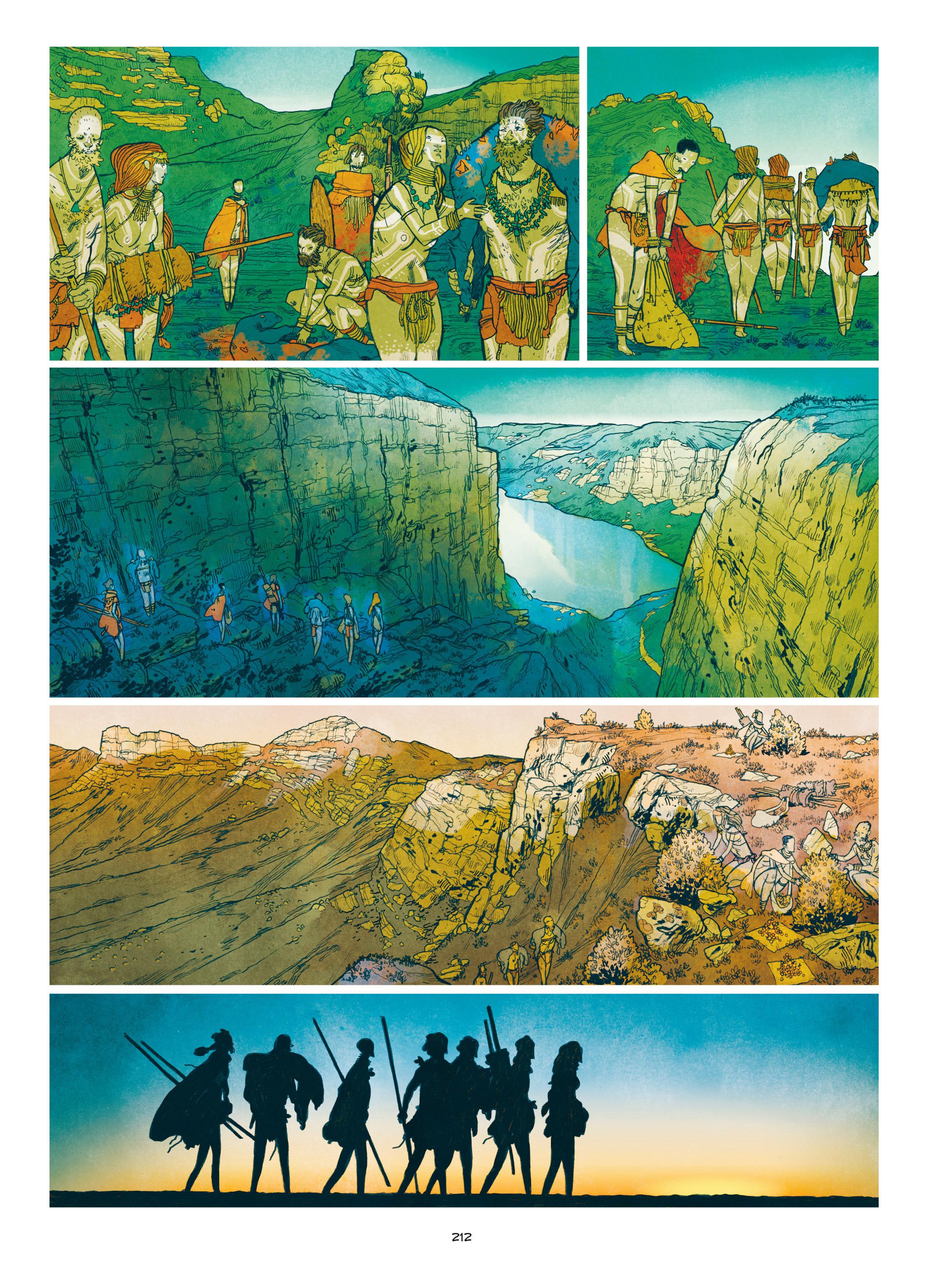 Read online Shangri-La comic -  Issue # Full - 212