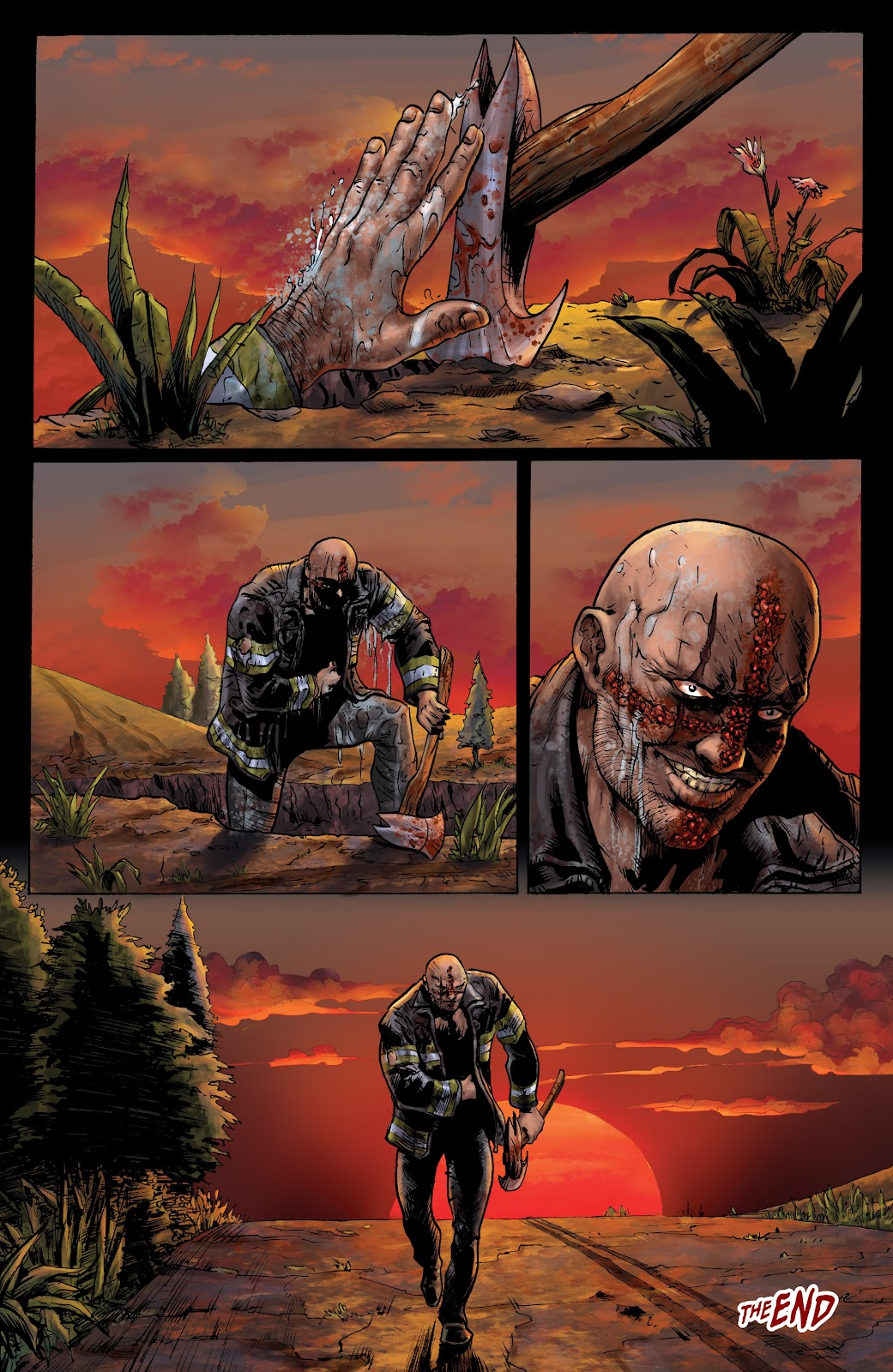 Crossed: Badlands issue 100 - Page 23