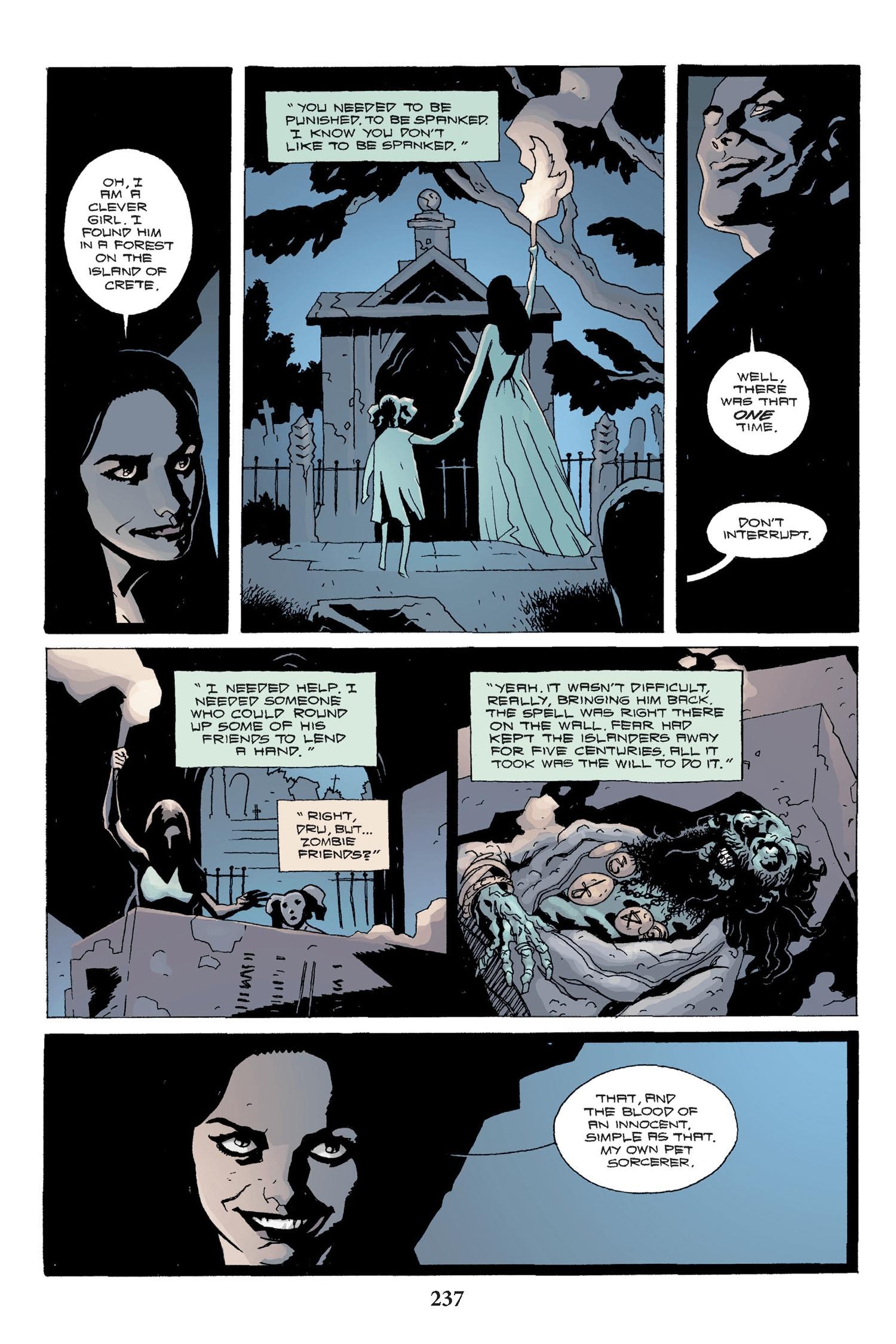 Read online Buffy the Vampire Slayer: Omnibus comic -  Issue # TPB 2 - 230