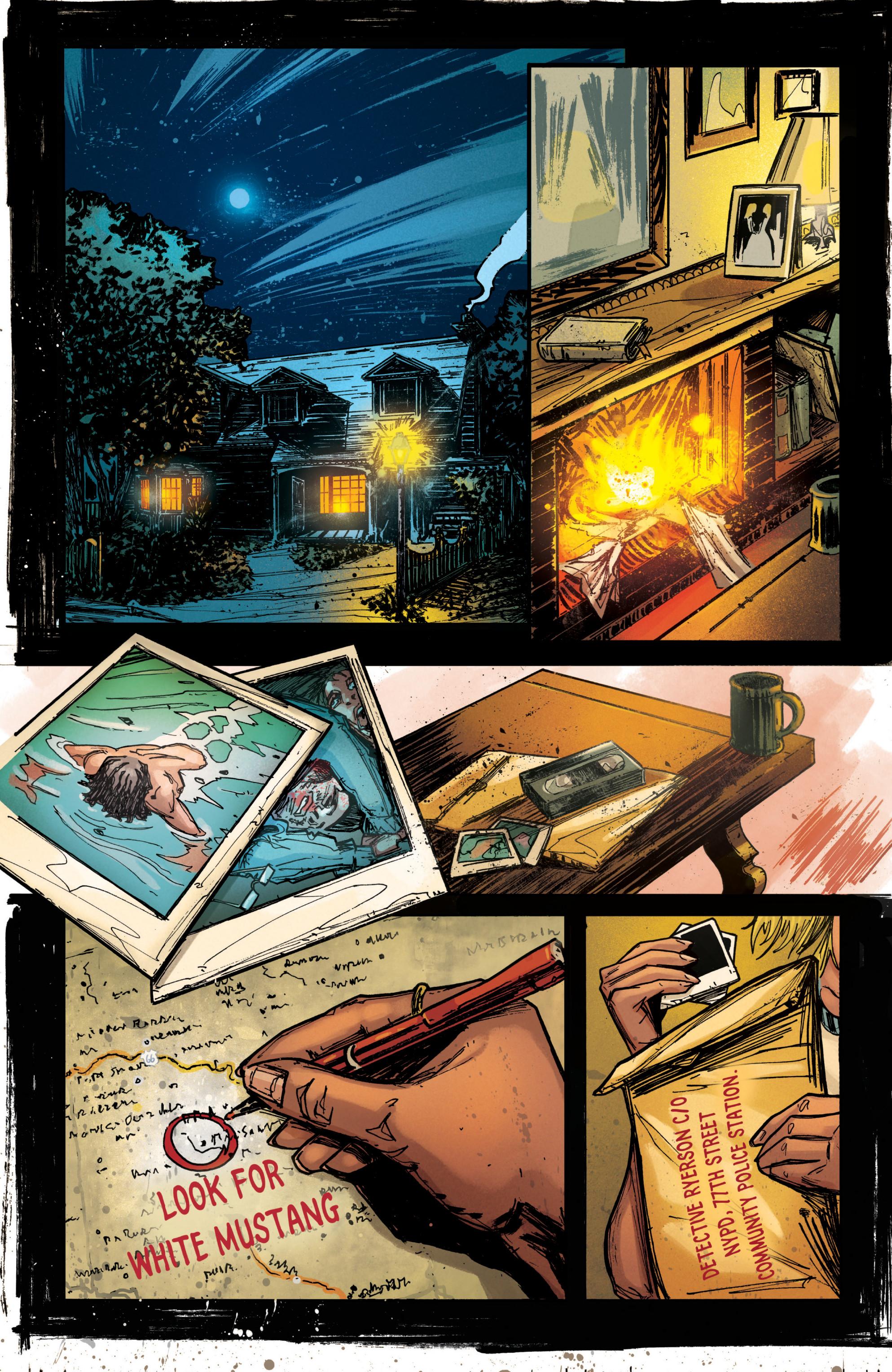 Read online Grimm Tales of Terror: Vol. 3 comic -  Issue #5 - 23