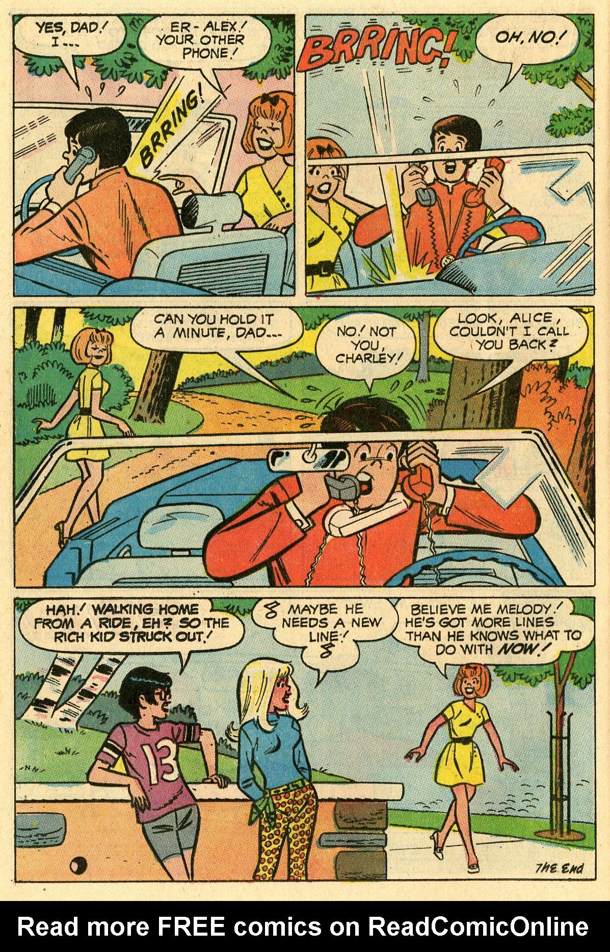 Read online She's Josie comic -  Issue #38 - 24