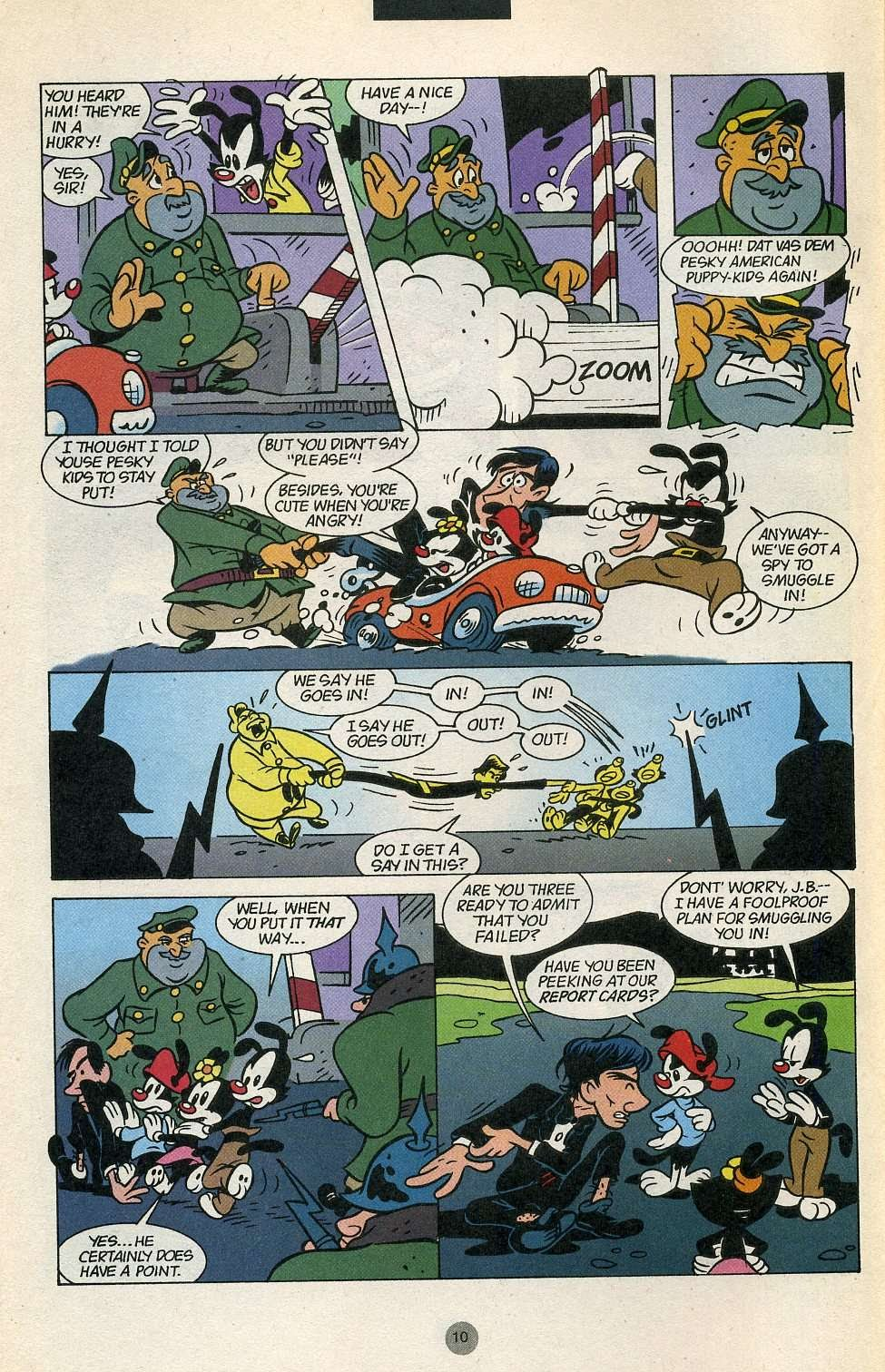 Animaniacs (1995) issue 14 - Page 12