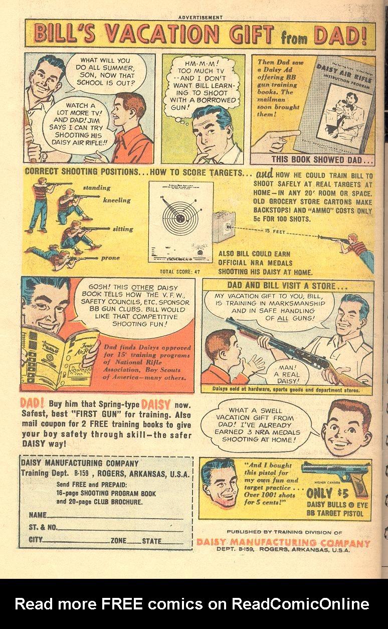 Read online Adventure Comics (1938) comic -  Issue #263 - 33
