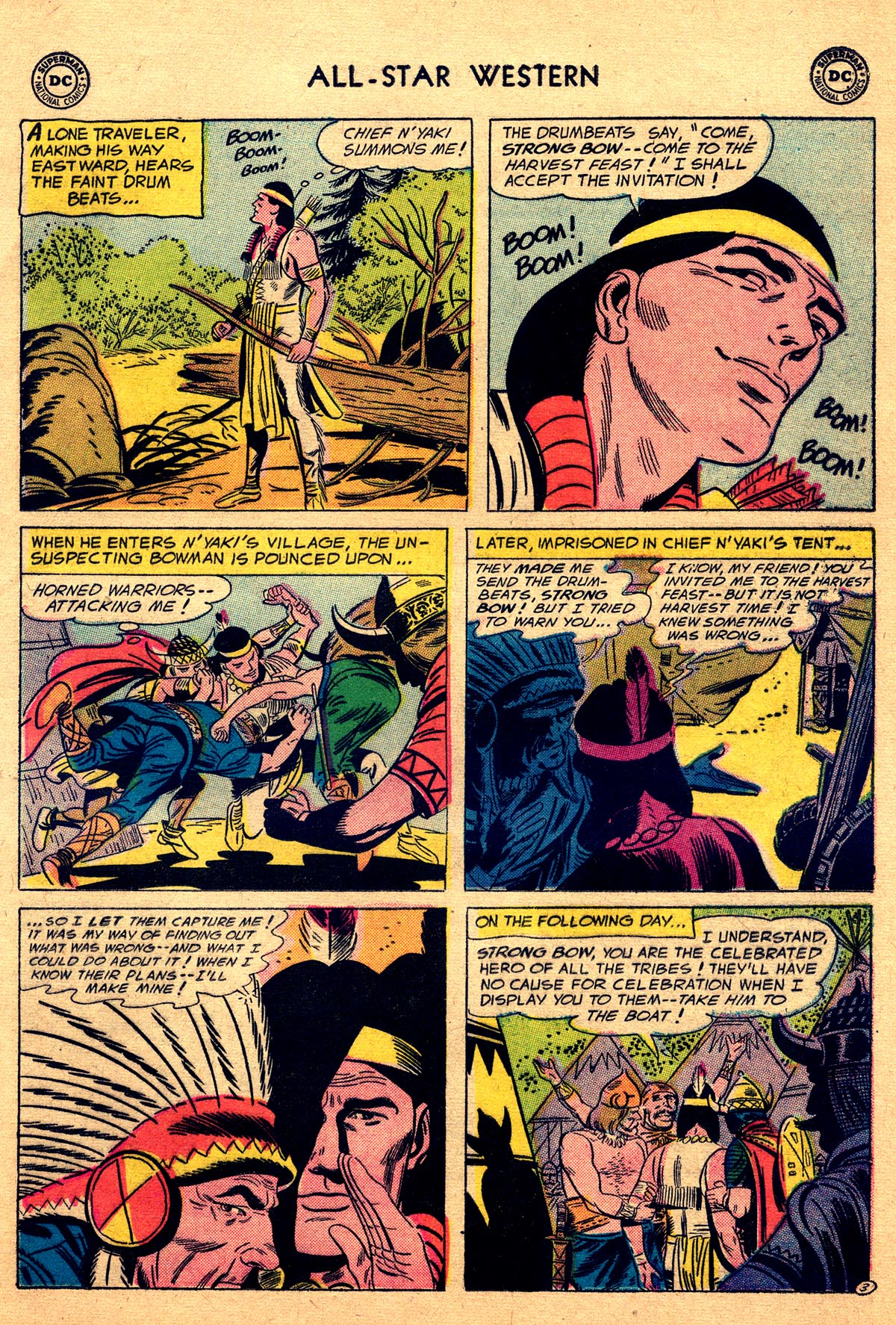 Read online All-Star Western (1951) comic -  Issue #93 - 13