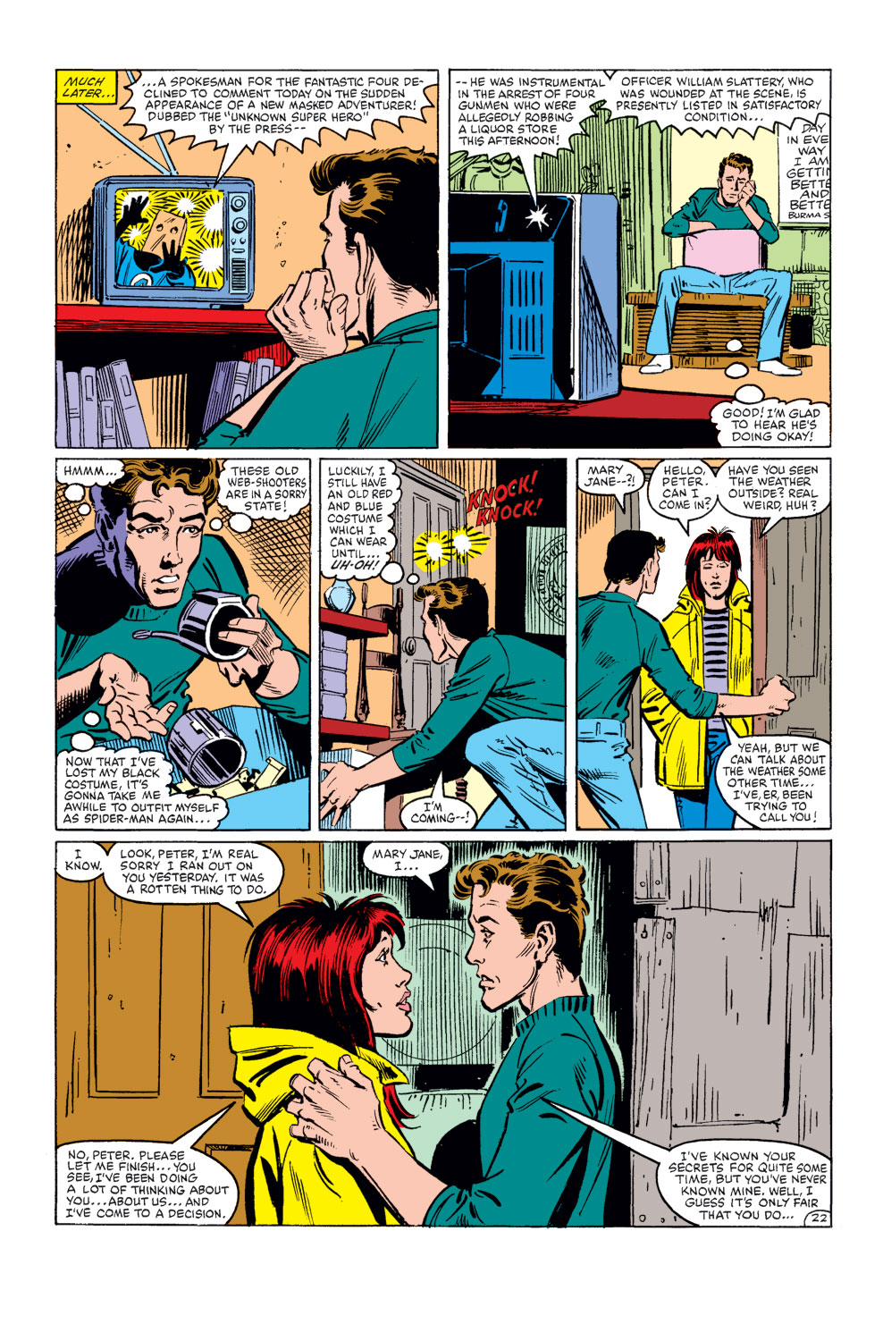 The Amazing Spider-Man (1963) 258 Page 22