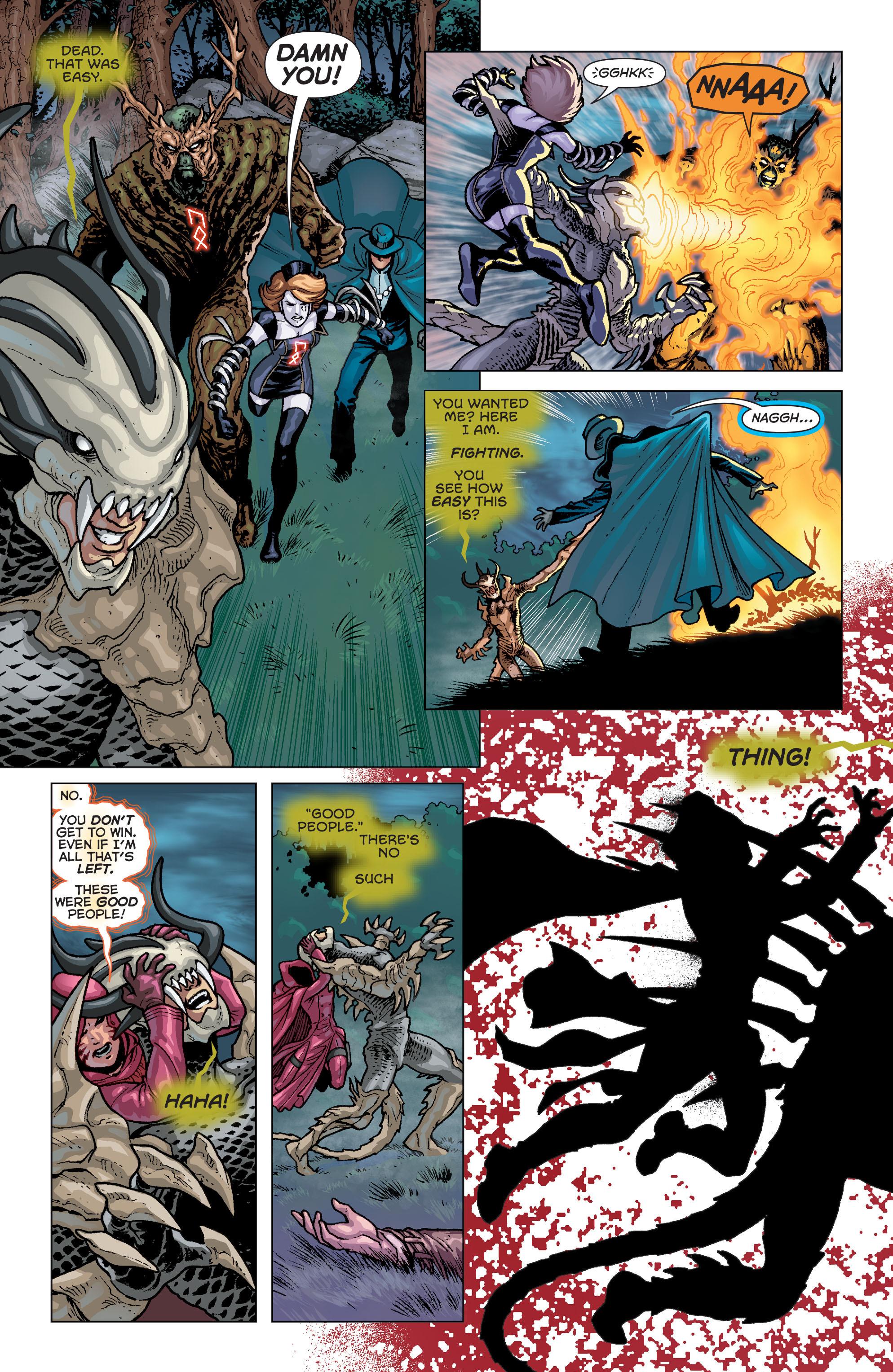 Read online Trinity of Sin: Pandora comic -  Issue #6 - 17