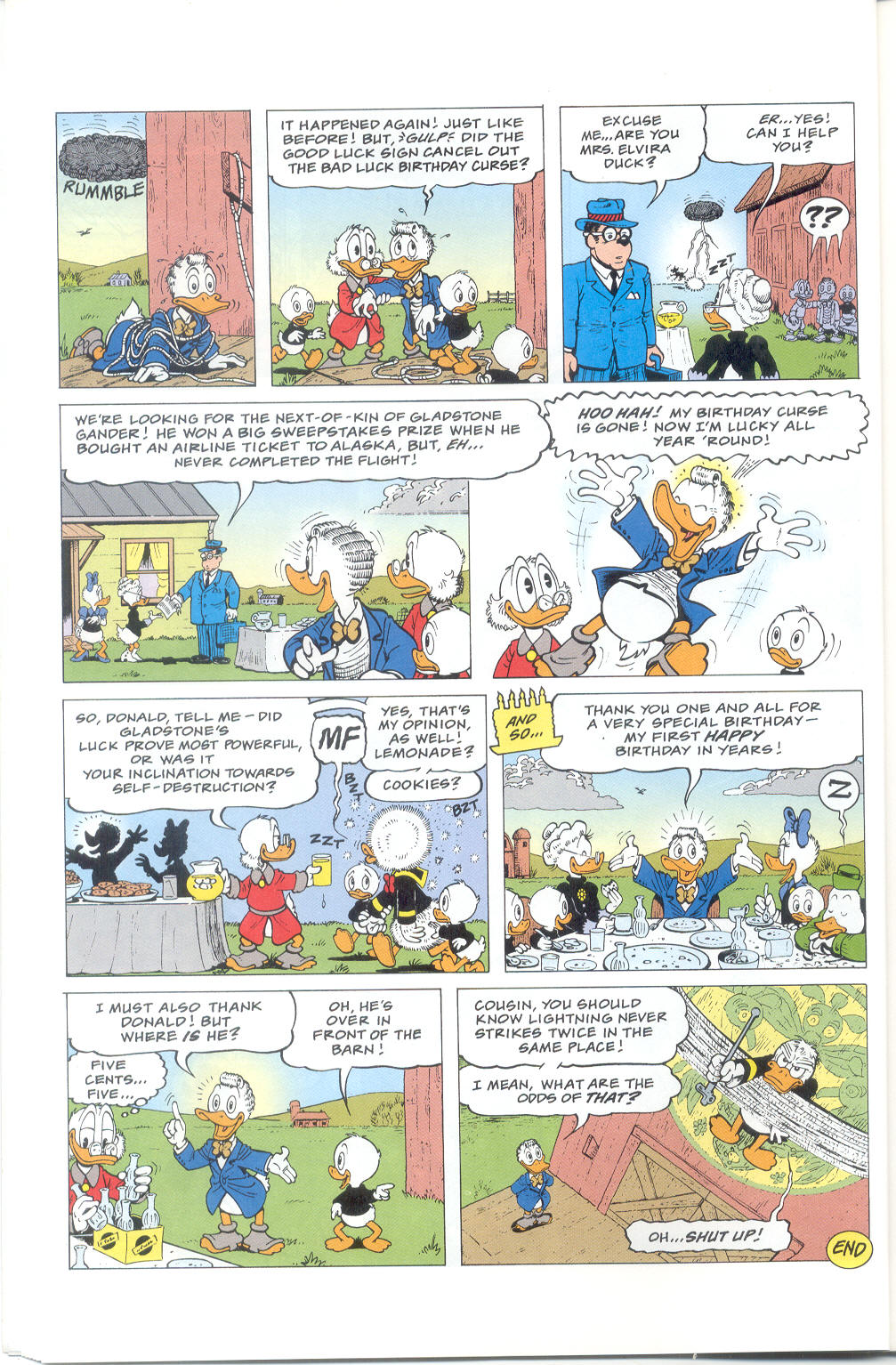 Read online Uncle Scrooge (1953) comic -  Issue #310 - 18