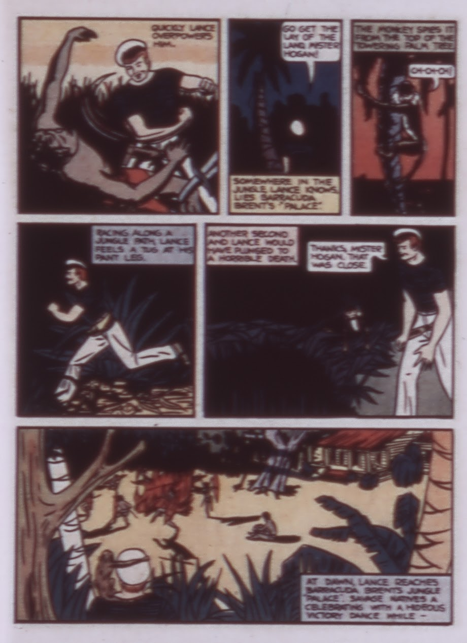 Read online WHIZ Comics comic -  Issue #1 - 53