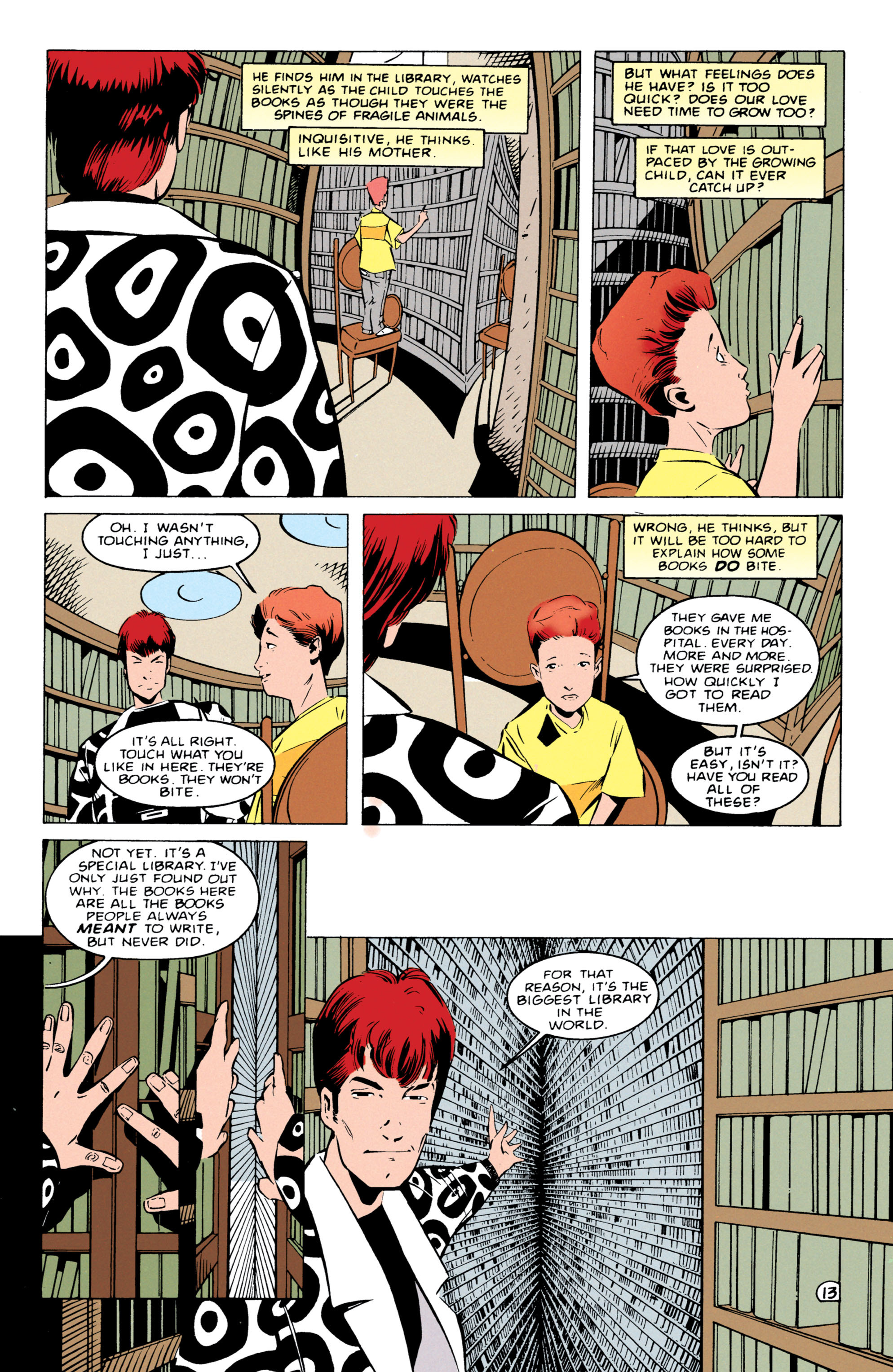 Read online Shade, the Changing Man comic -  Issue #55 - 14