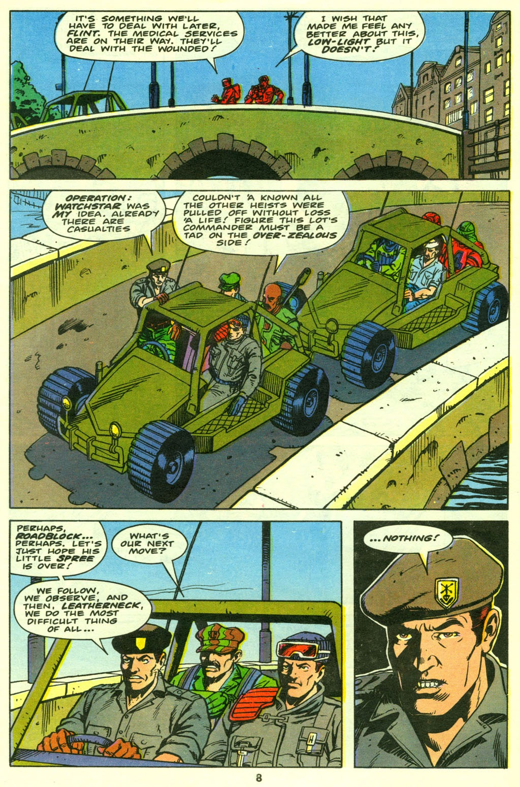 G.I. Joe European Missions issue 9 - Page 9