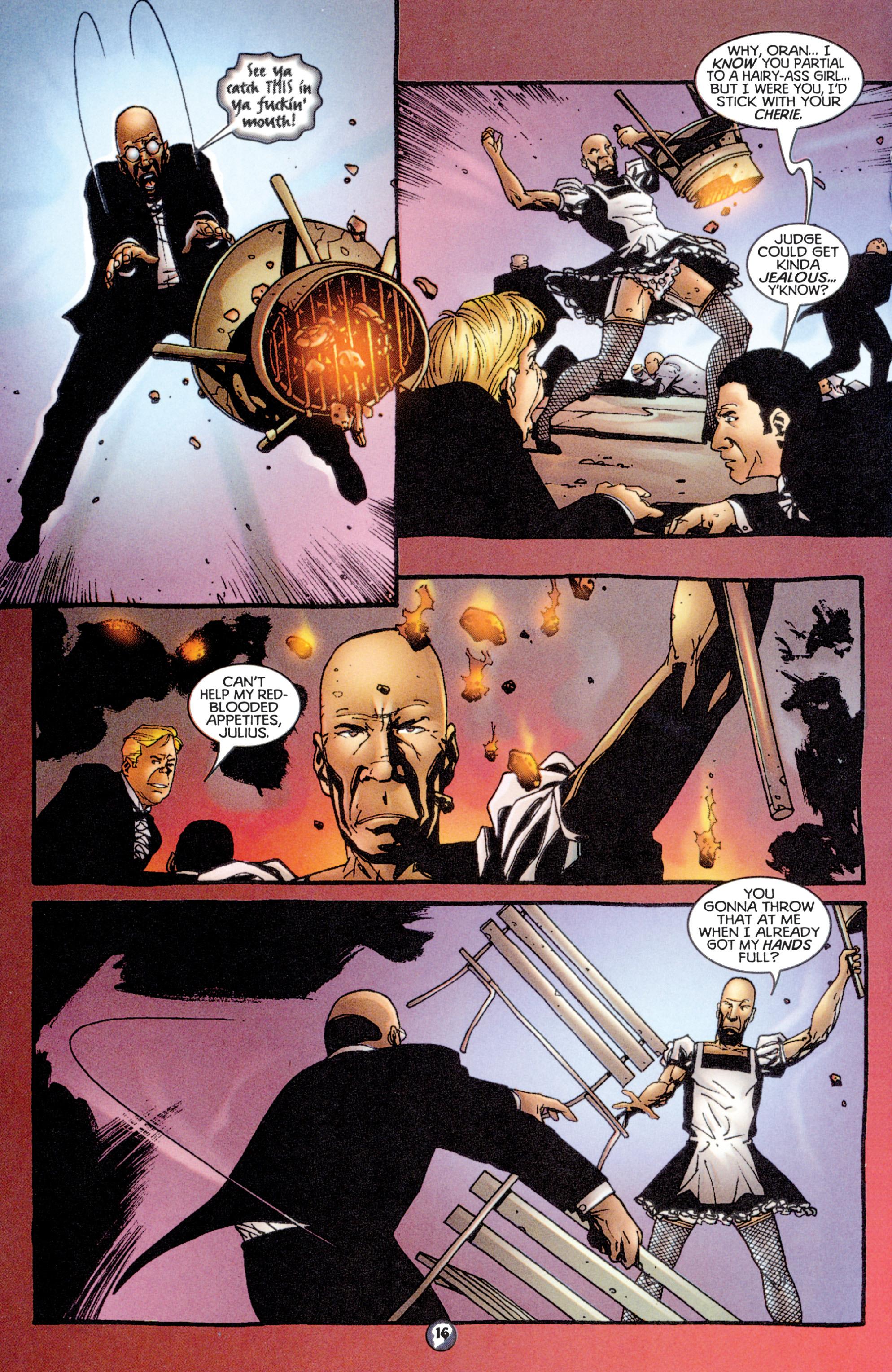 Read online Shadowman (1997) comic -  Issue #14 - 13