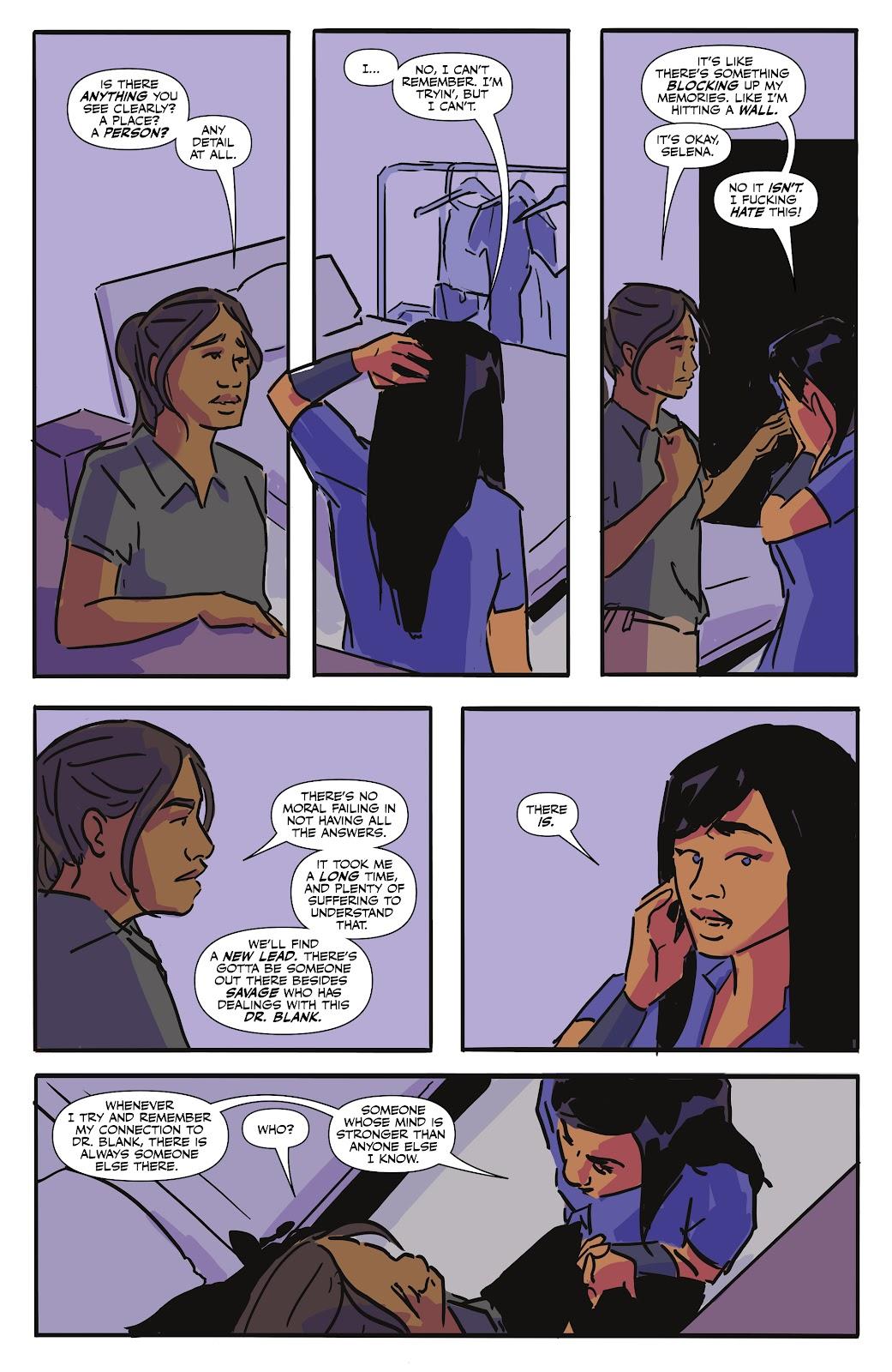 Read online Black (AF): Devil's Dye comic -  Issue #2 - 25