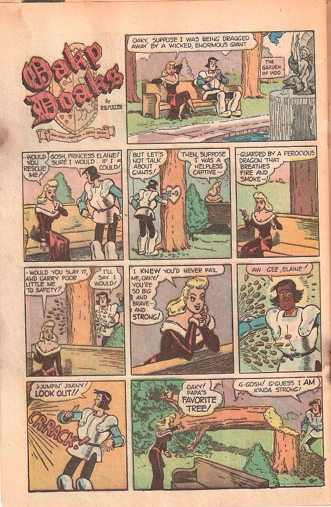 Read online Famous Funnies comic -  Issue #174 - 44