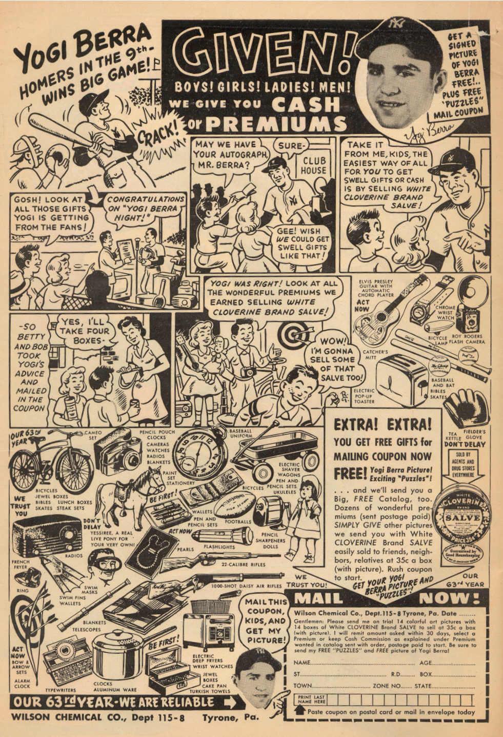 Supermans Pal Jimmy Olsen (1954) 23 Page 2