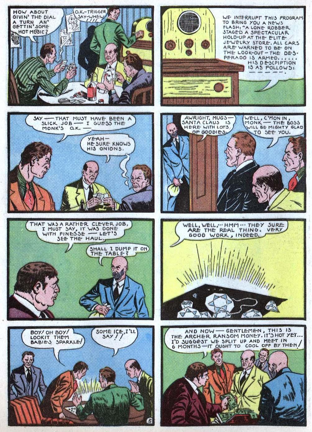 Read online Detective Comics (1937) comic -  Issue #43 - 28