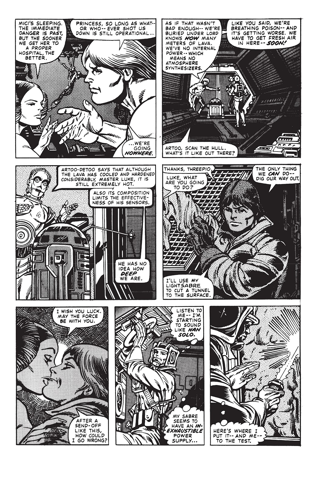 Read online Star Wars Legends: The Original Marvel Years - Epic Collection comic -  Issue # TPB 2 (Part 5) - 3