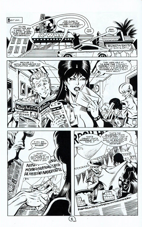 Read online Elvira, Mistress of the Dark comic -  Issue #117 - 8