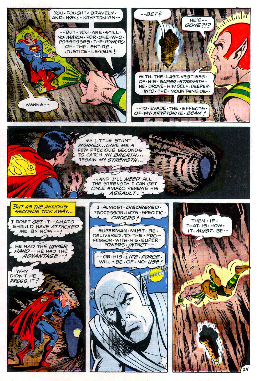Read online Superman Special (1983) comic -  Issue #3 - 25