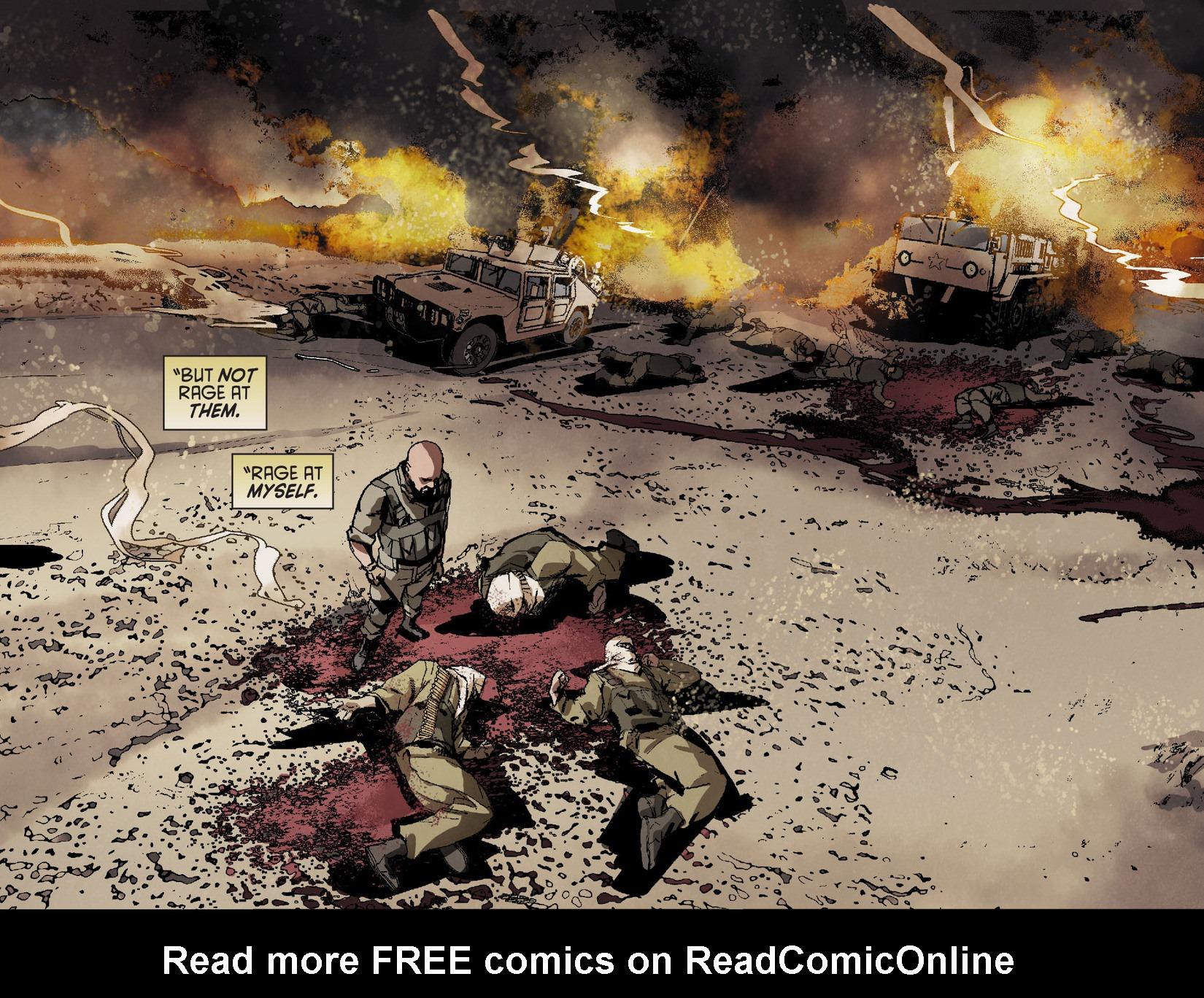 Read online Arrow [II] comic -  Issue #4 - 17