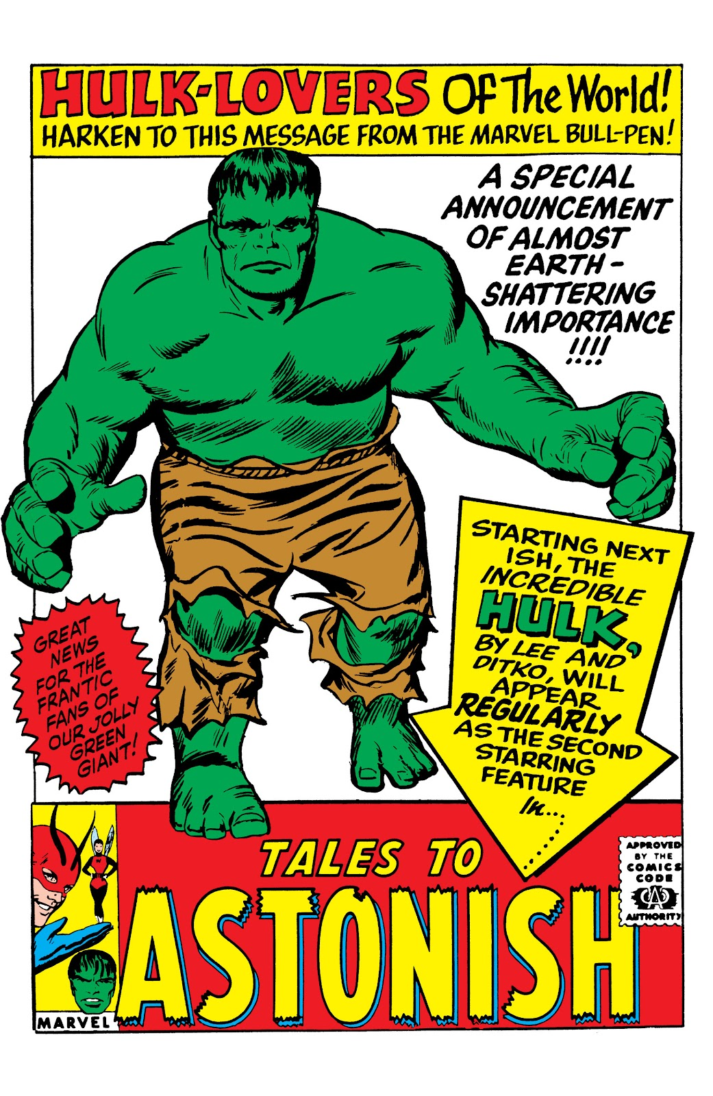 Read online Marvel Masterworks: The Incredible Hulk comic -  Issue # TPB 2 (Part 1) - 22