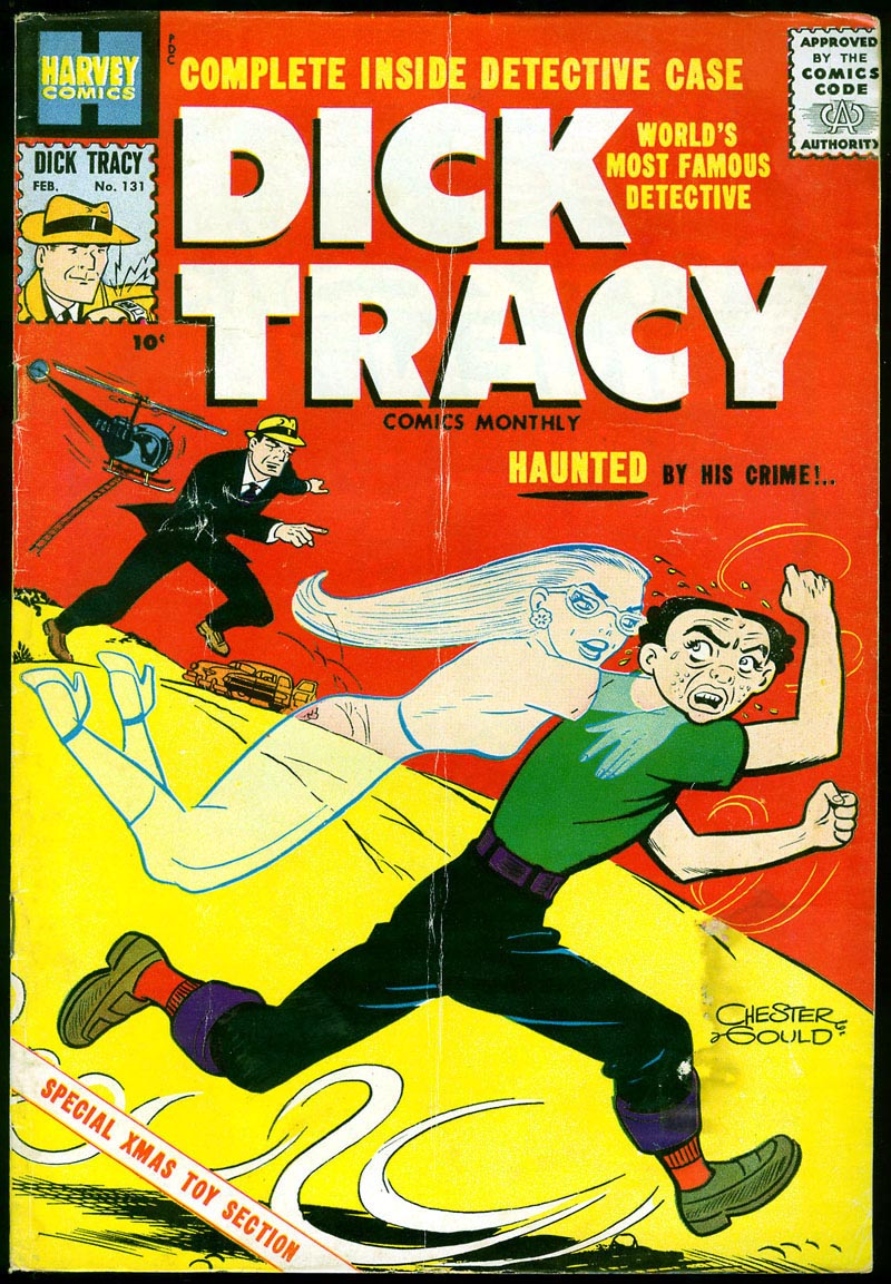 Dick Tracy (1950) 131 Page 1