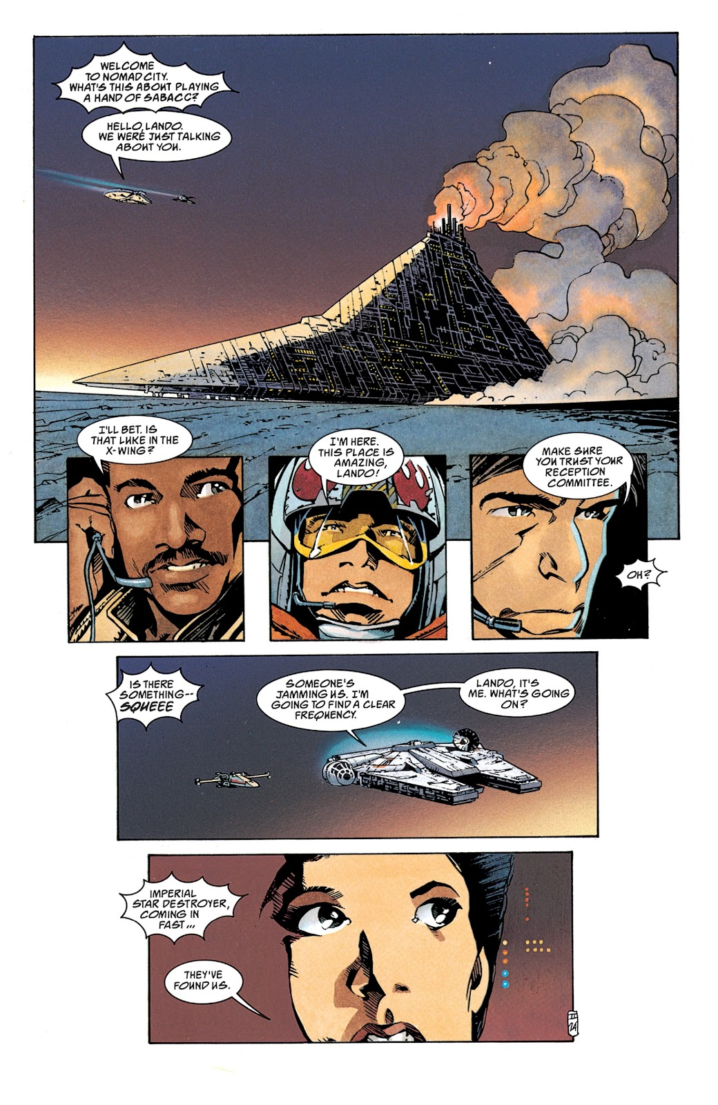 Read online Star Wars Legends: The New Republic - Epic Collection comic -  Issue # TPB 4 (Part 1) - 55