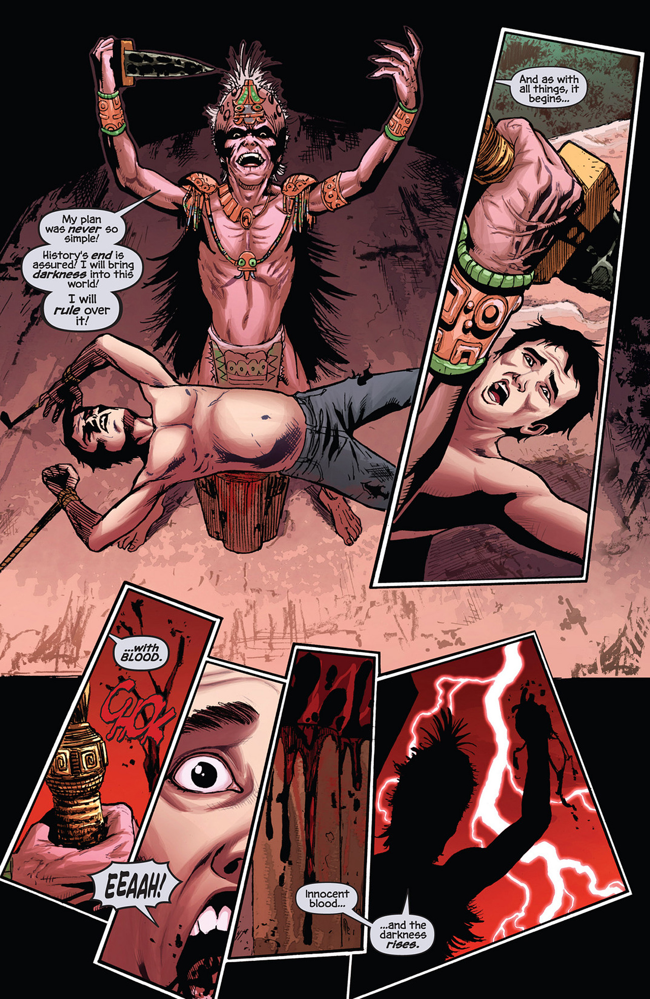 Read online Prophecy comic -  Issue #5 - 9
