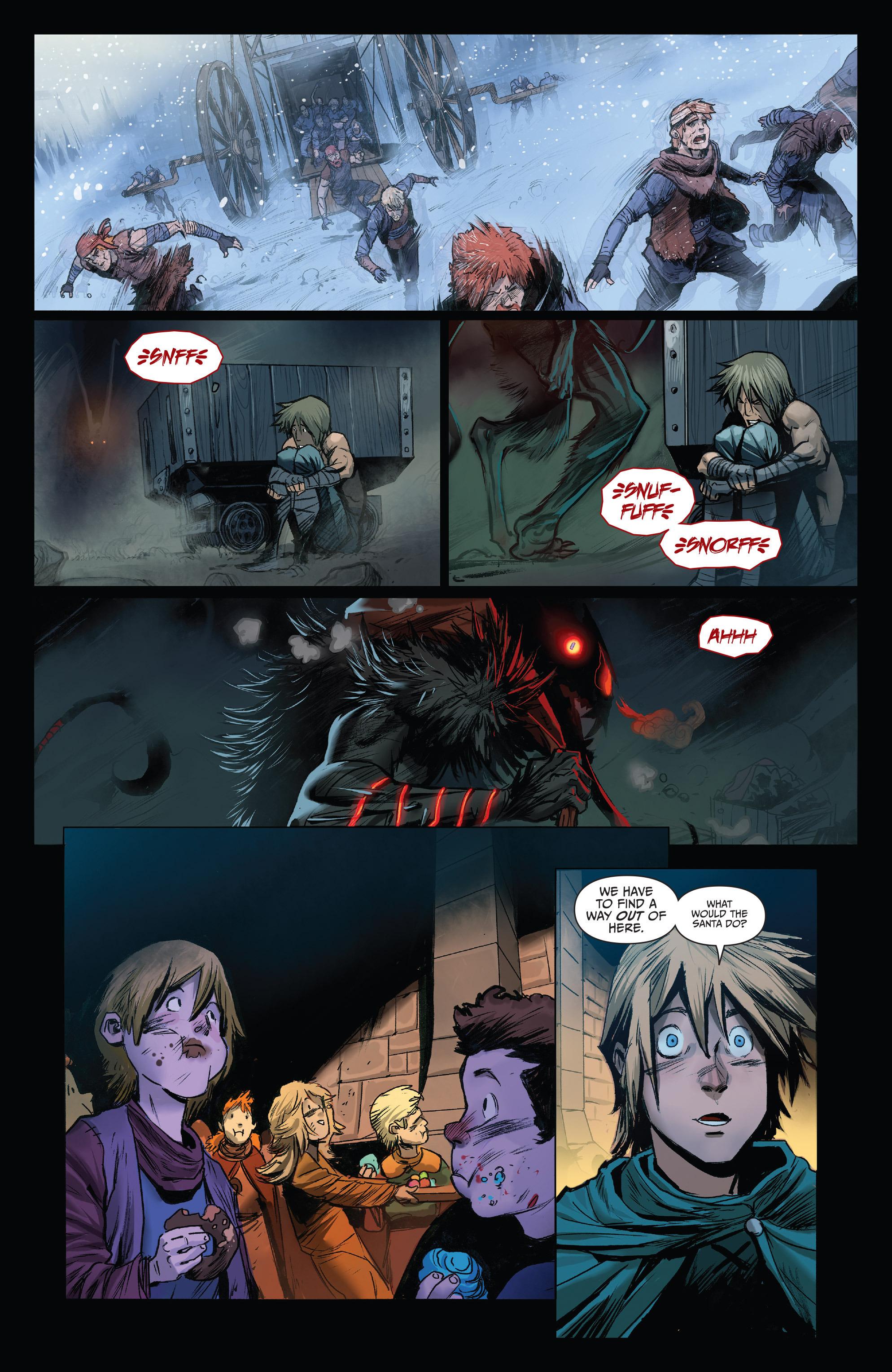 Read online Klaus comic -  Issue #6 - 17