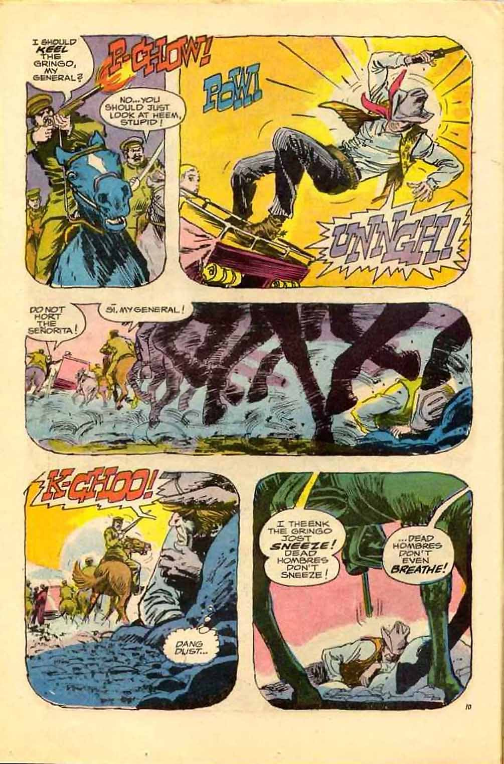 Bat Lash (1968) issue 4 - Page 14