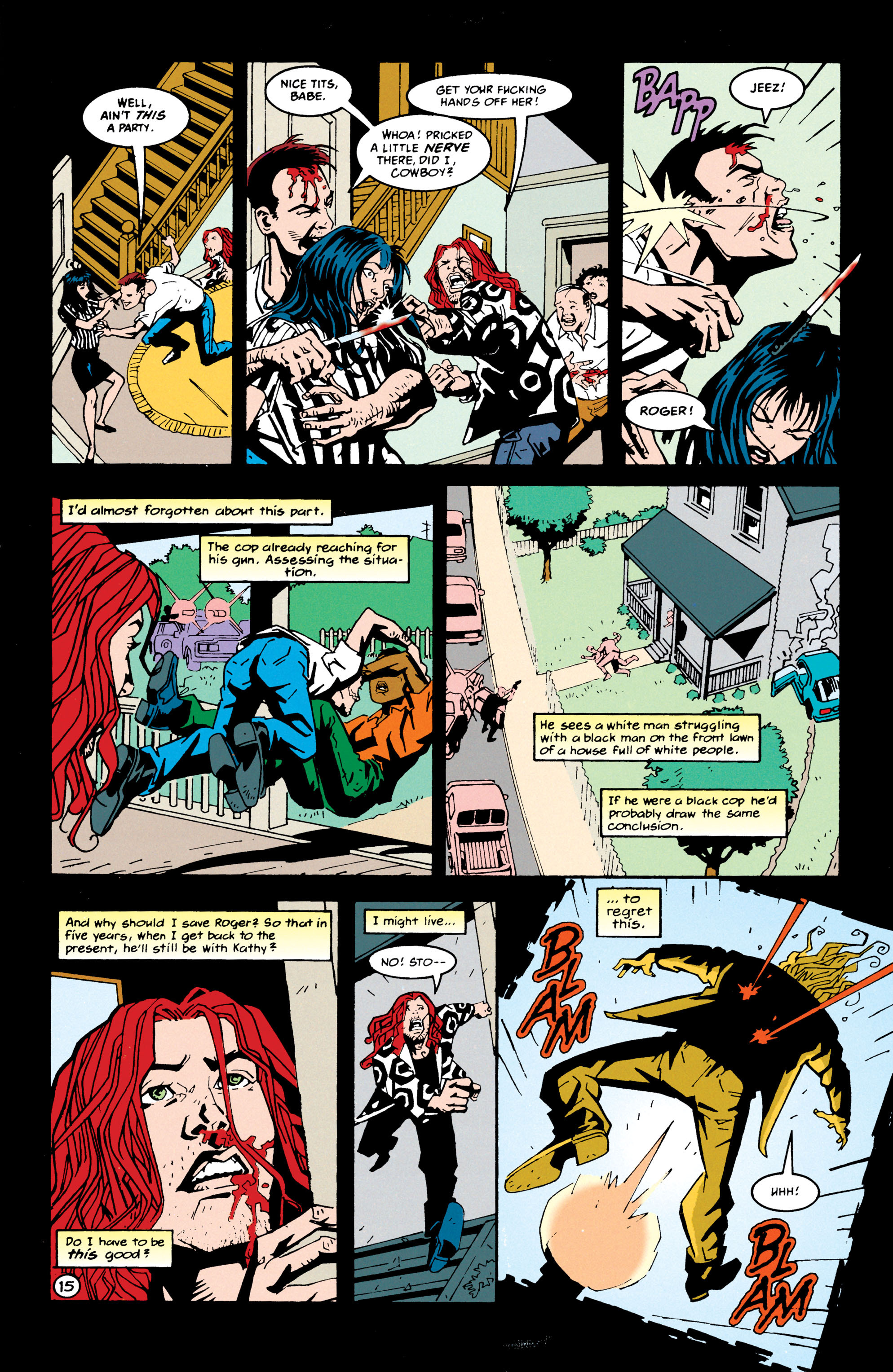 Read online Shade, the Changing Man comic -  Issue #69 - 16