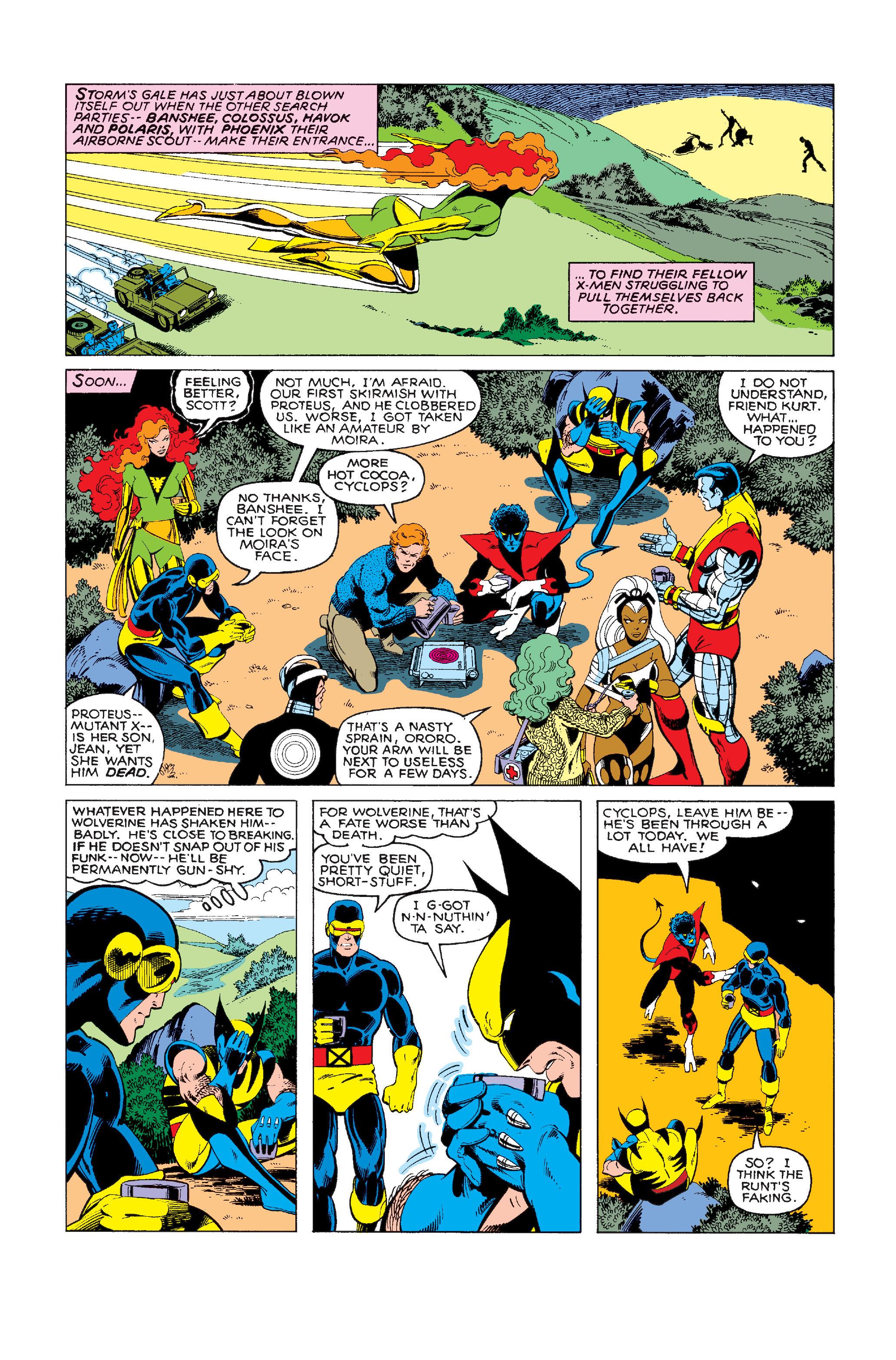 Uncanny X-Men (1963) 127 Page 5