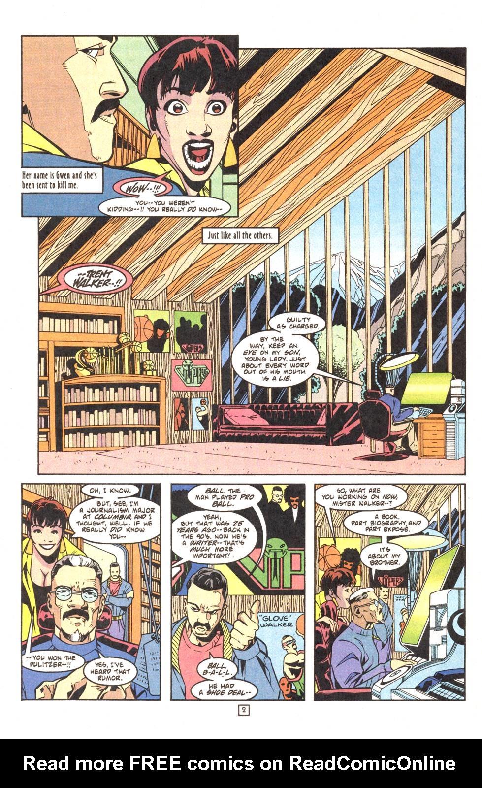 Read online Xero comic -  Issue #7 - 4