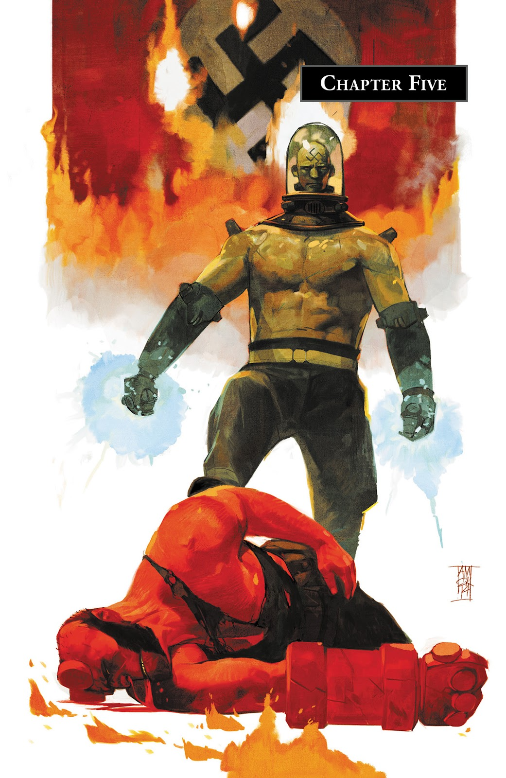 Read online Hellboy and the B.P.R.D. comic -  Issue # _TPB - 102