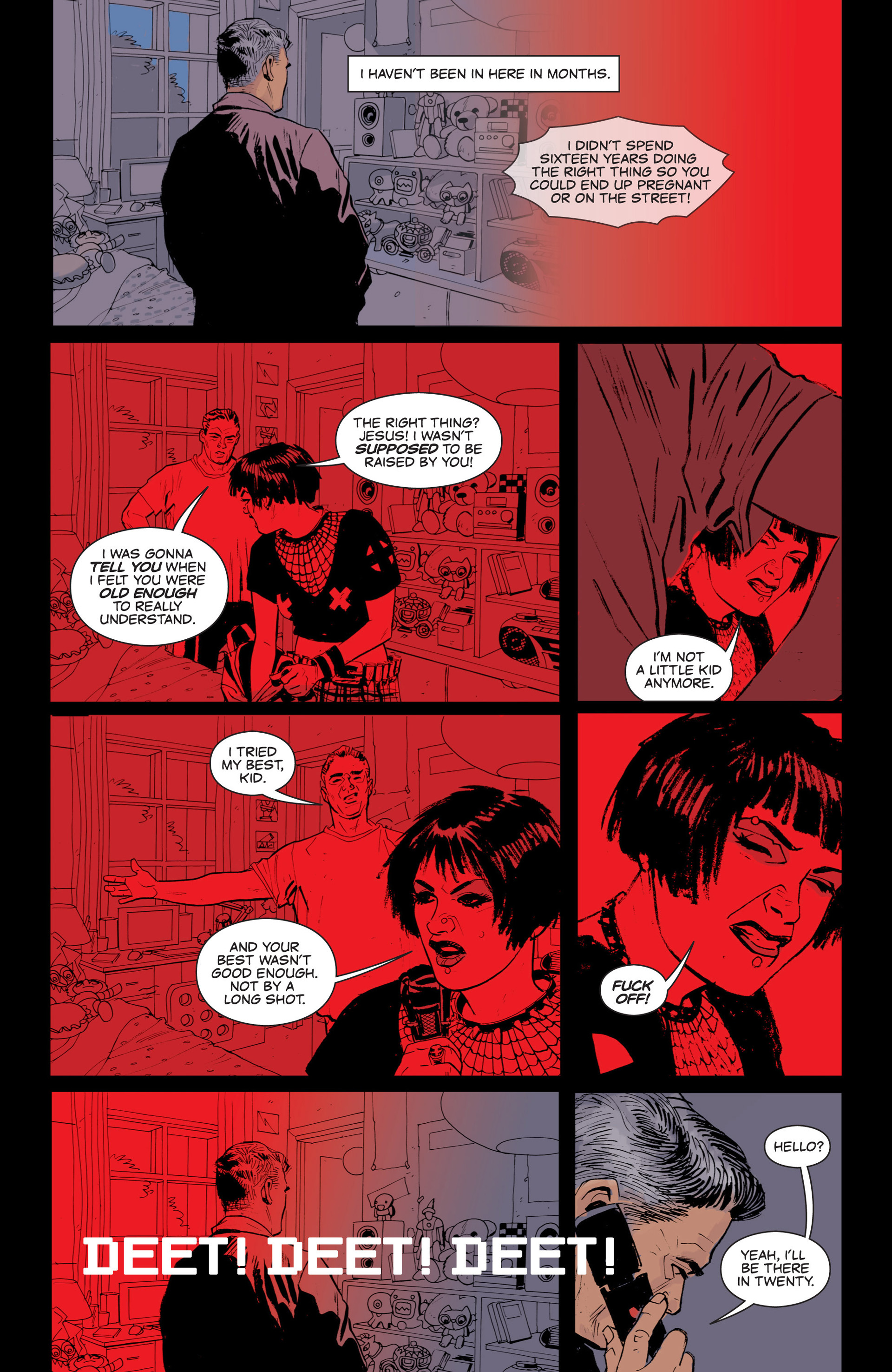 Read online Sex and Violence comic -  Issue # Full - 7